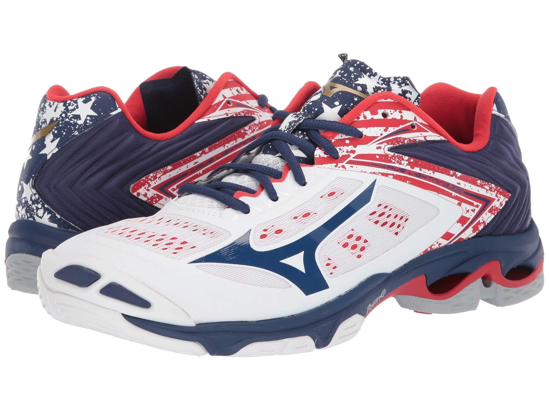 mizuno men's wave lightning z5 indoor court shoe watch ebay