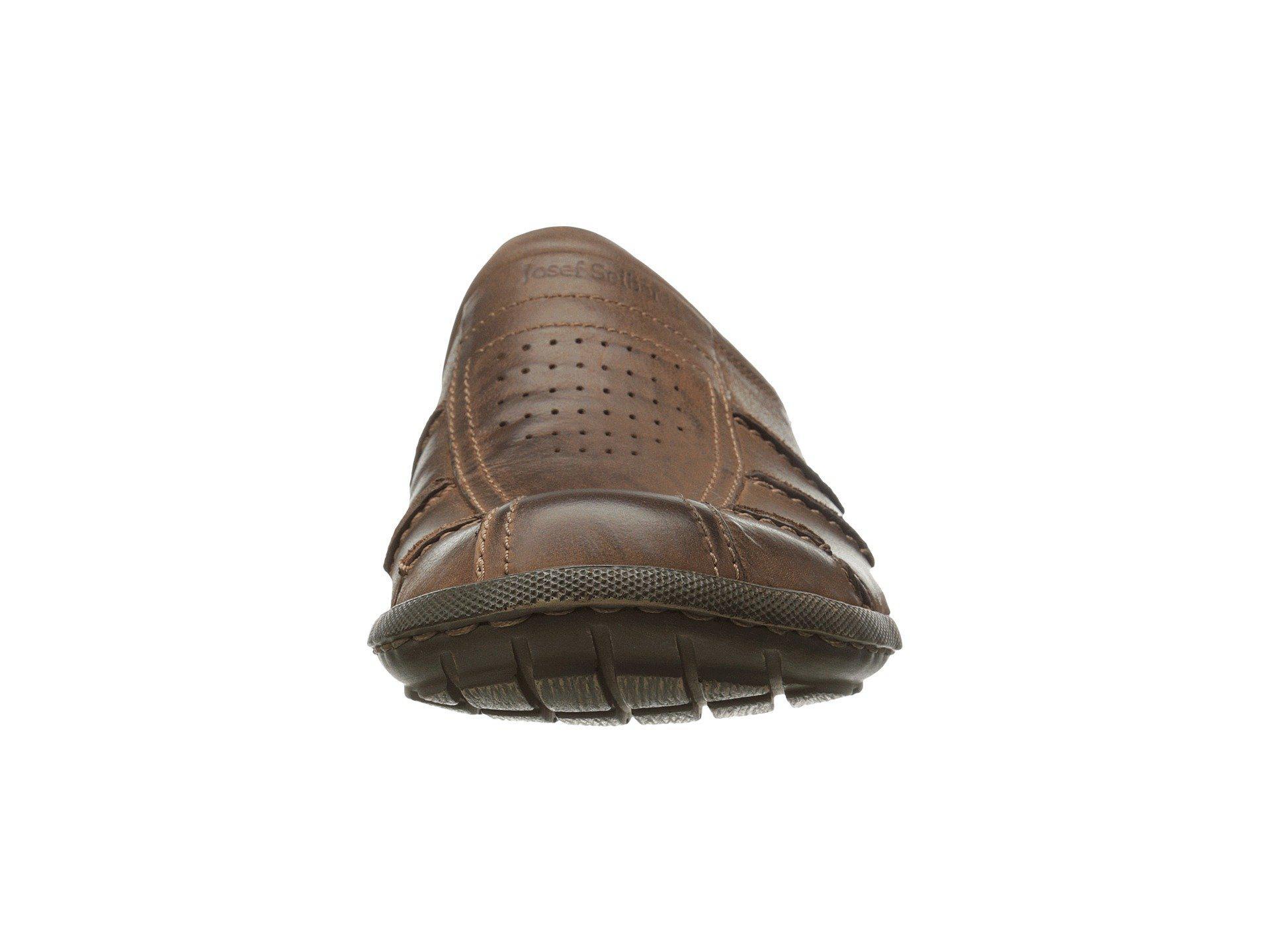 6f72842f198 Lyst - Josef Seibel Logan 22 (nut) Men s Slip On Shoes in Brown for Men