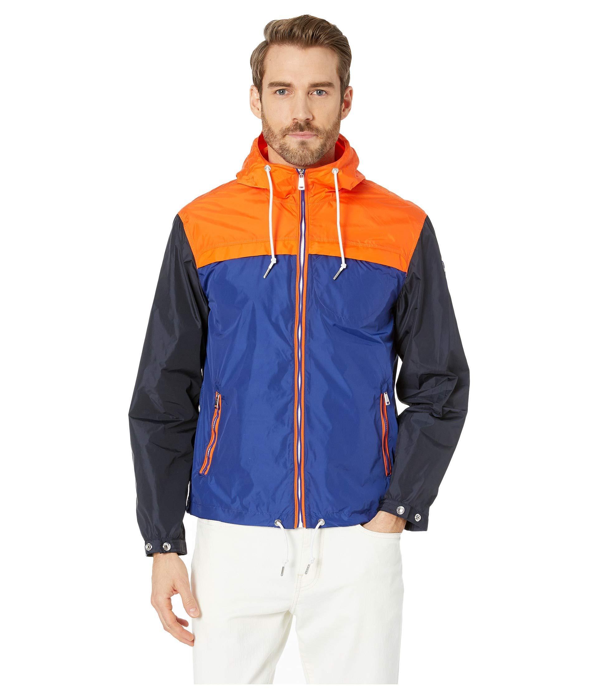 9c861692884a Lyst - Polo Ralph Lauren Anorak Jacket (color Block Multi) Men's ...