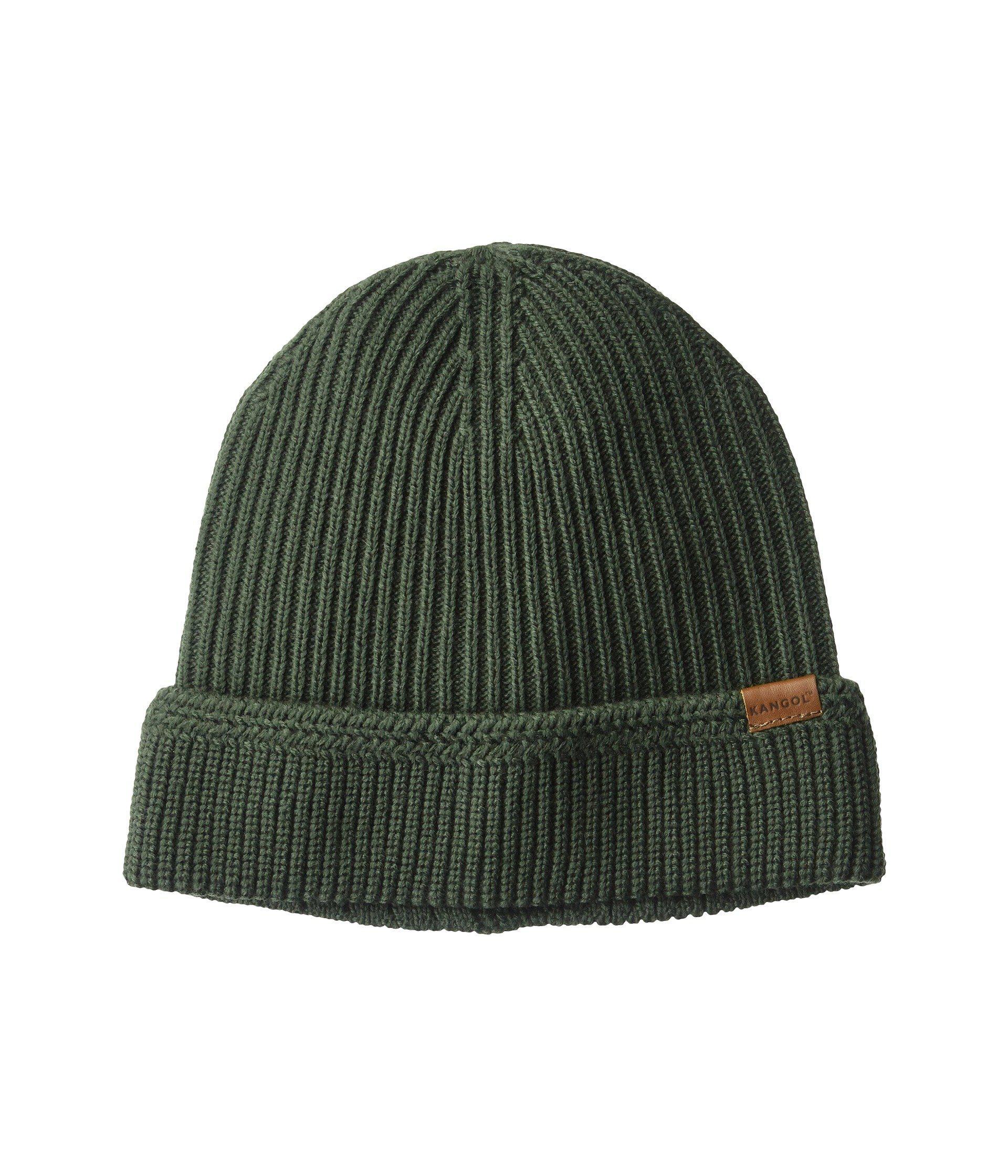Headwear Squad Fully Fashioned Cuff Pull-On Beanie Hat Kangol hr9Kb