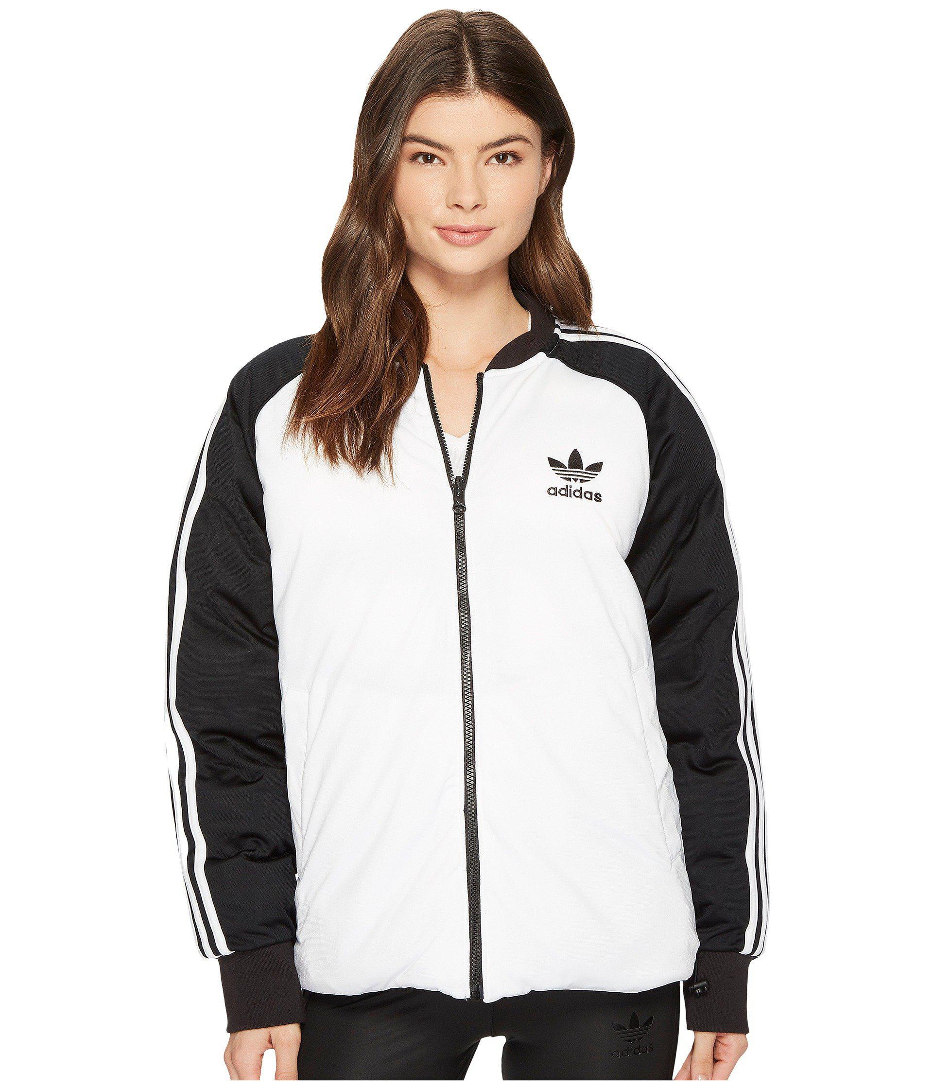 ae39ae3d7 Women's Black Superstar Reversible Jacket