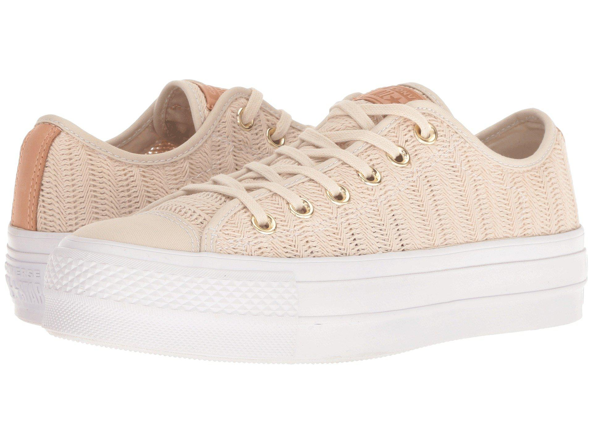 Chuck Taylor® All Star® Lift Ox - Herringbone Mesh Converse hrd91