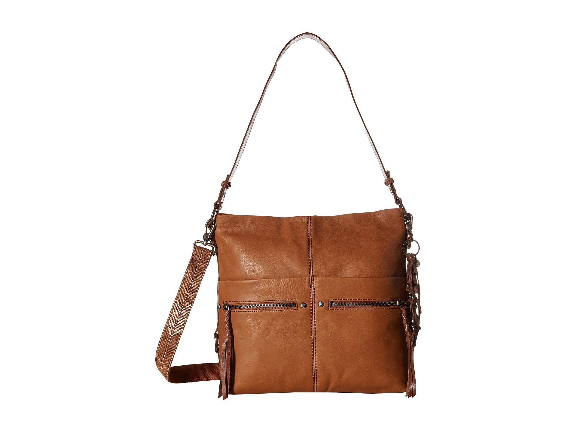 3ca538ff5 Lyst - The Sak Ashland Bucket (black) Handbags in Brown