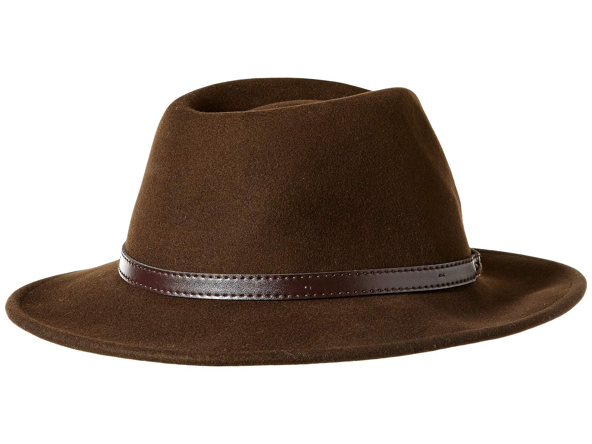 f06043a85 Lyst - Pendleton Indiana Hat (beaver Brown) Caps in Brown for Men