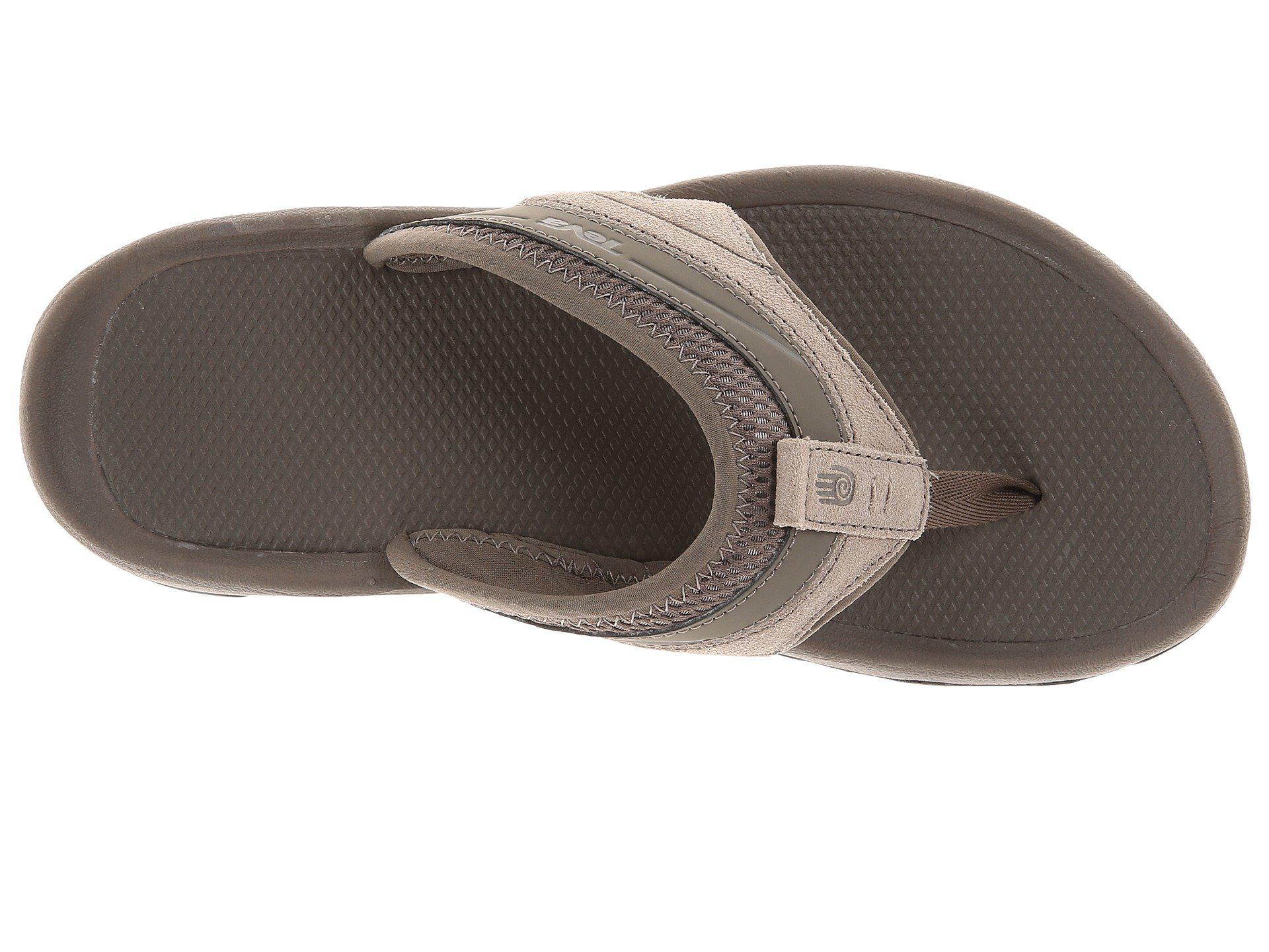 e68b3dbe9268 Lyst - Teva Pajaro (dune) Men s Toe Open Shoes in Gray for Men