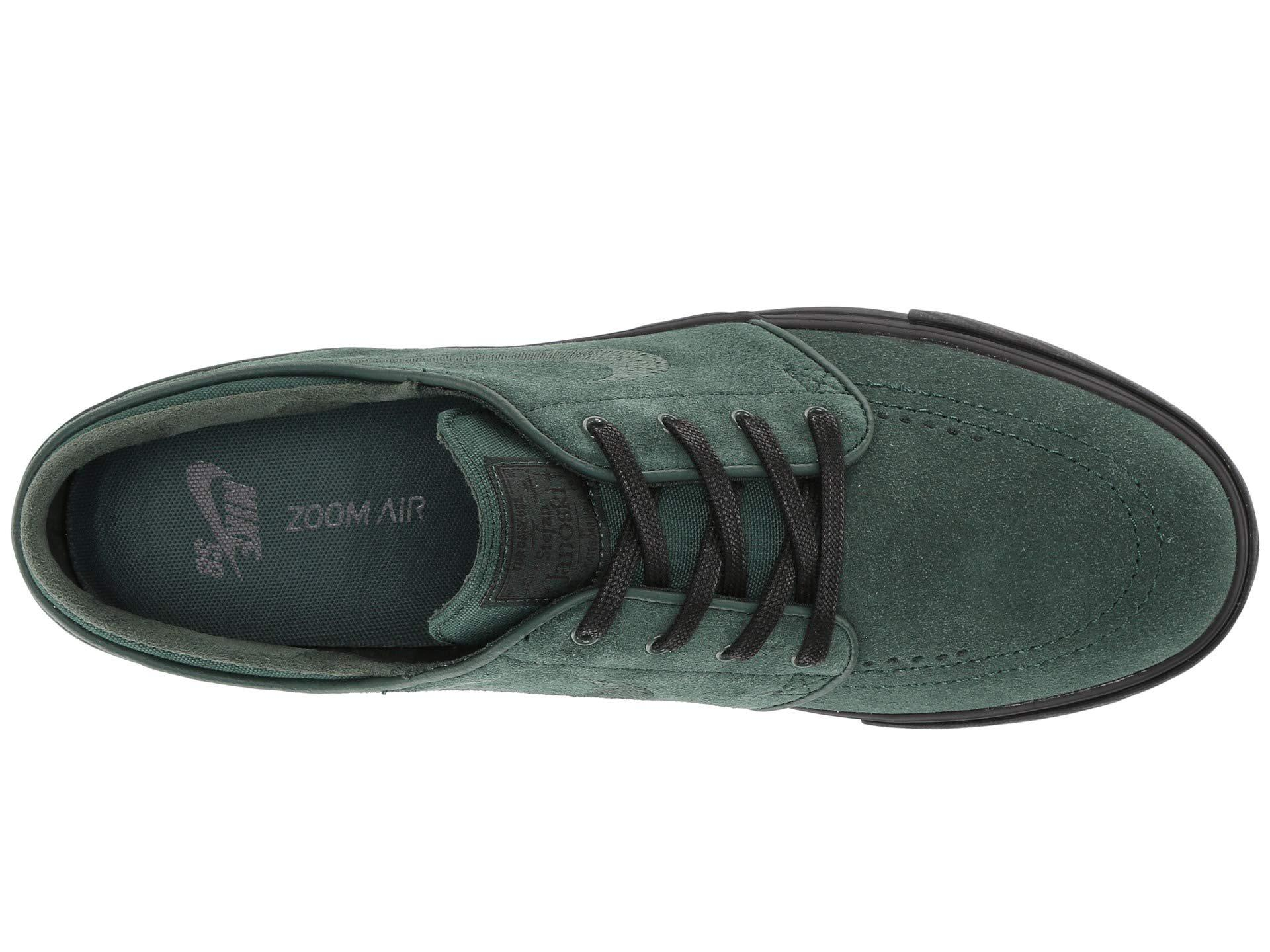 trono Tercero espejo  Nike Zoom Stefan Janoski - Suede (midnight Green/midnight Green/black)  Skate Shoes for Men - Lyst