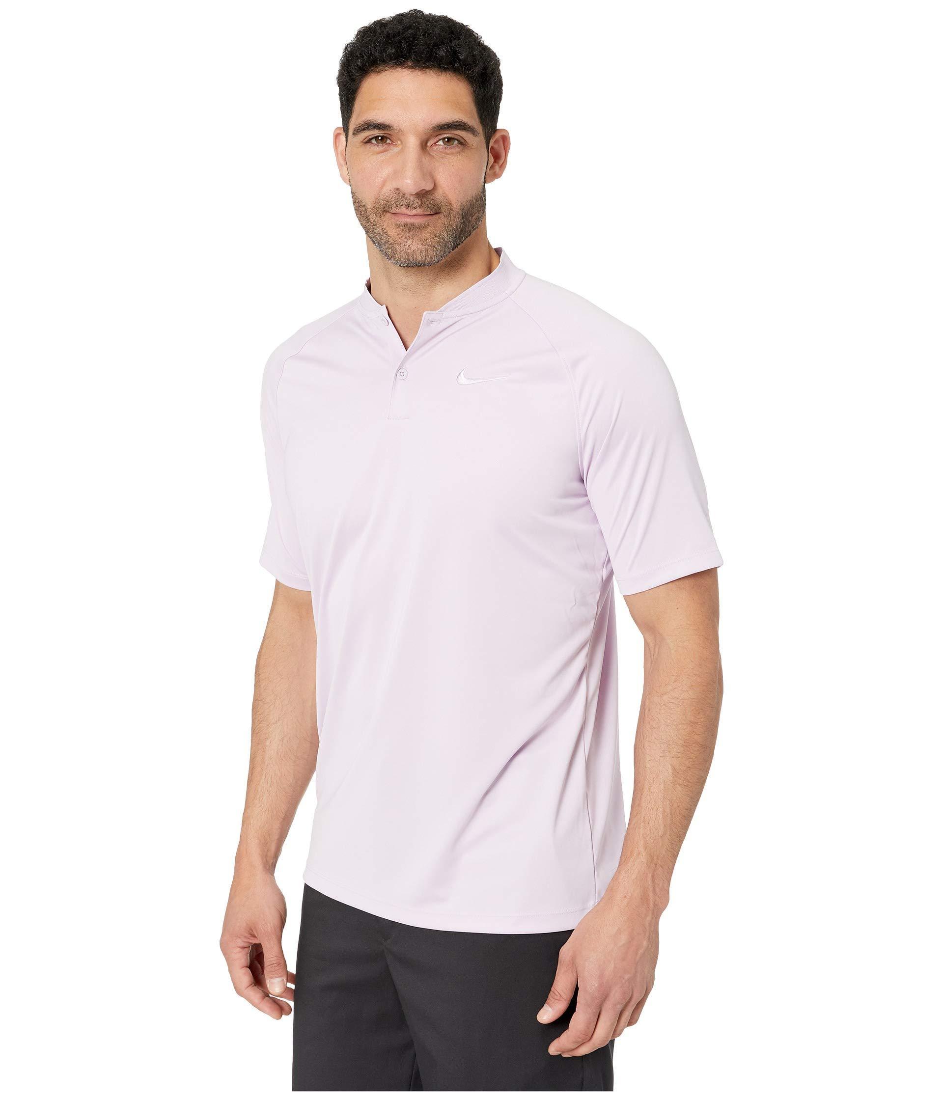 5093d125 Lyst - Nike Victory Blade Polo (vintage Lichen/vintage Lichen) Men's  Clothing in Purple for Men