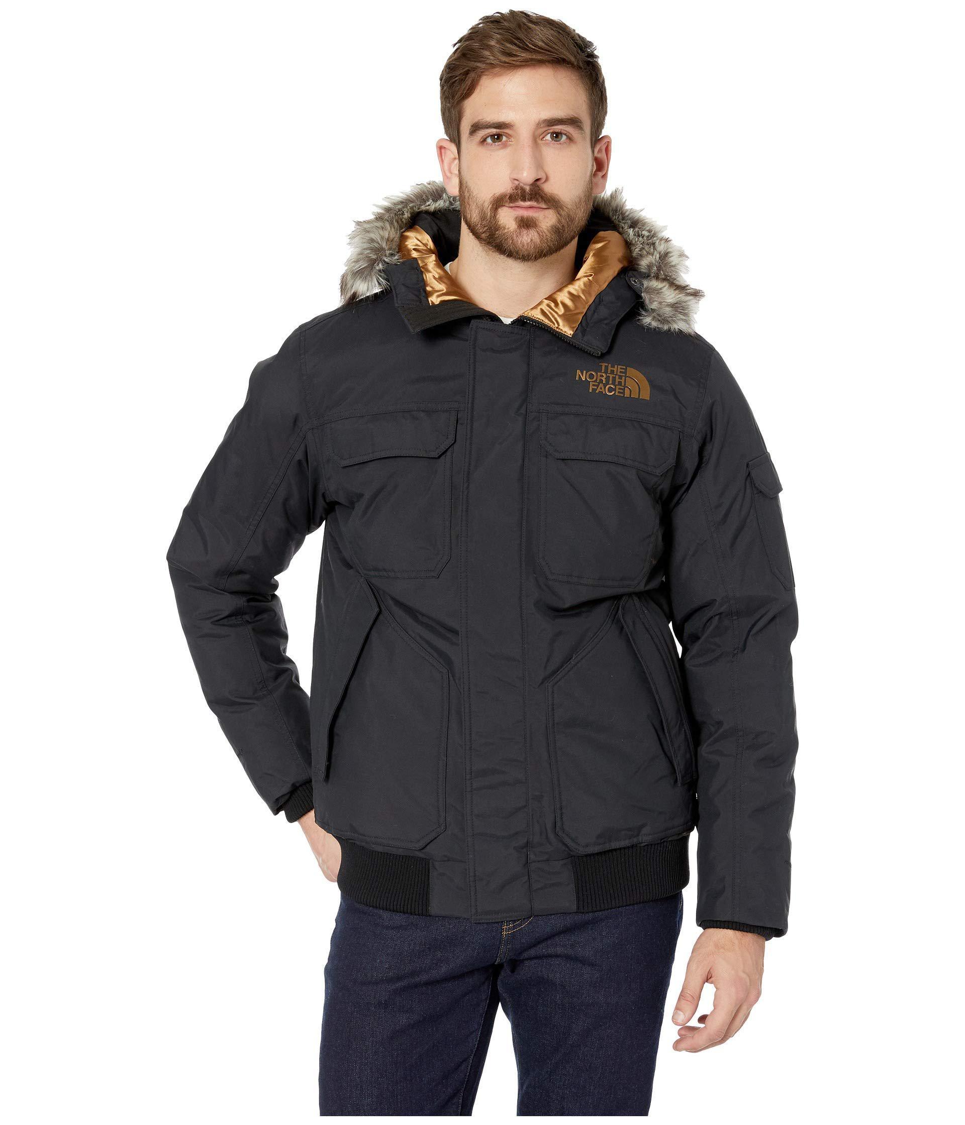 83eea60e6 The North Face Green Gotham Jacket Iii (tnf Red/tnf Black) Men's Coat for  men