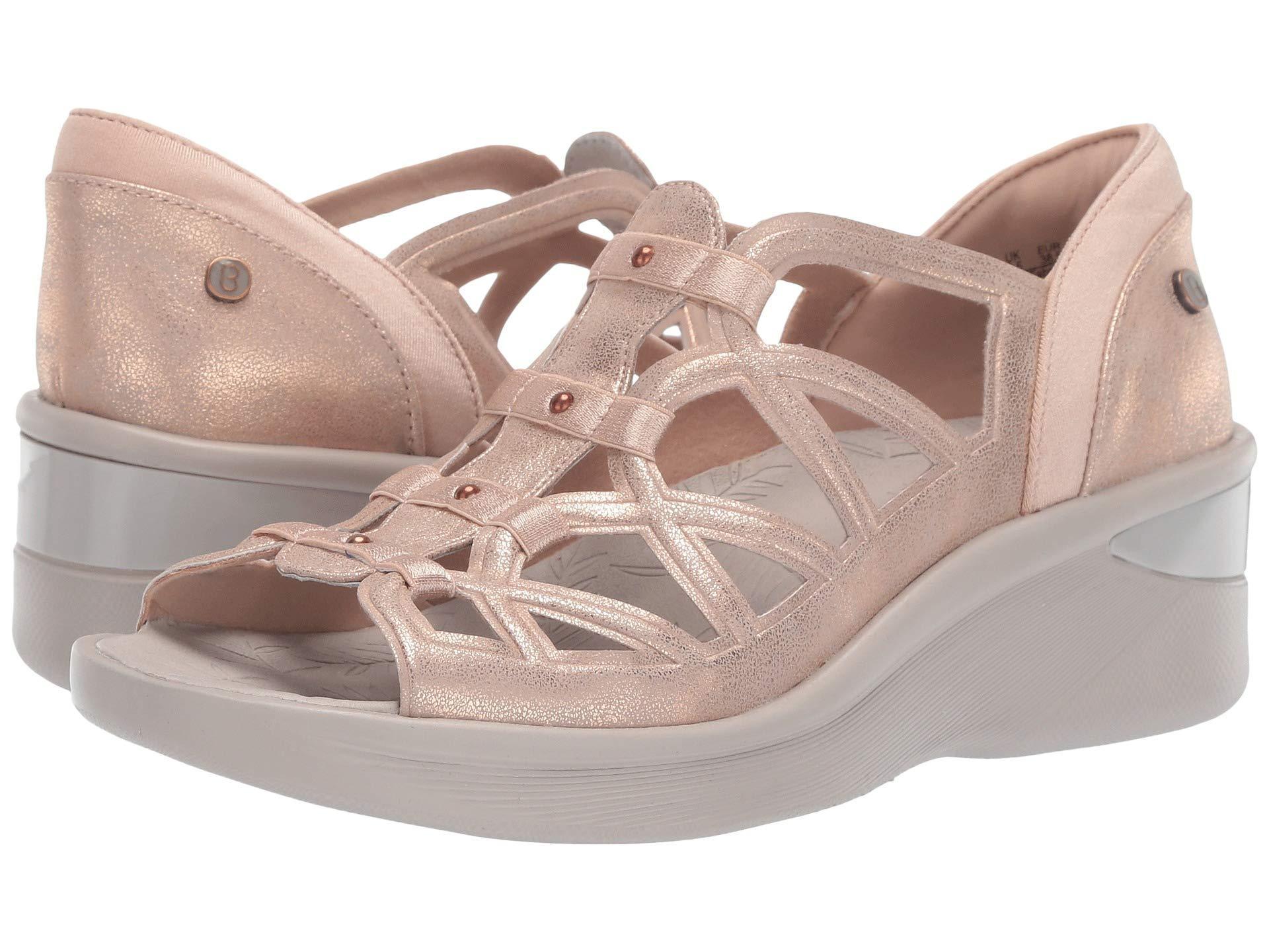 91567178e3 Lyst - Bzees Sasha (pewter Metallic) Women's Sandals in Metallic