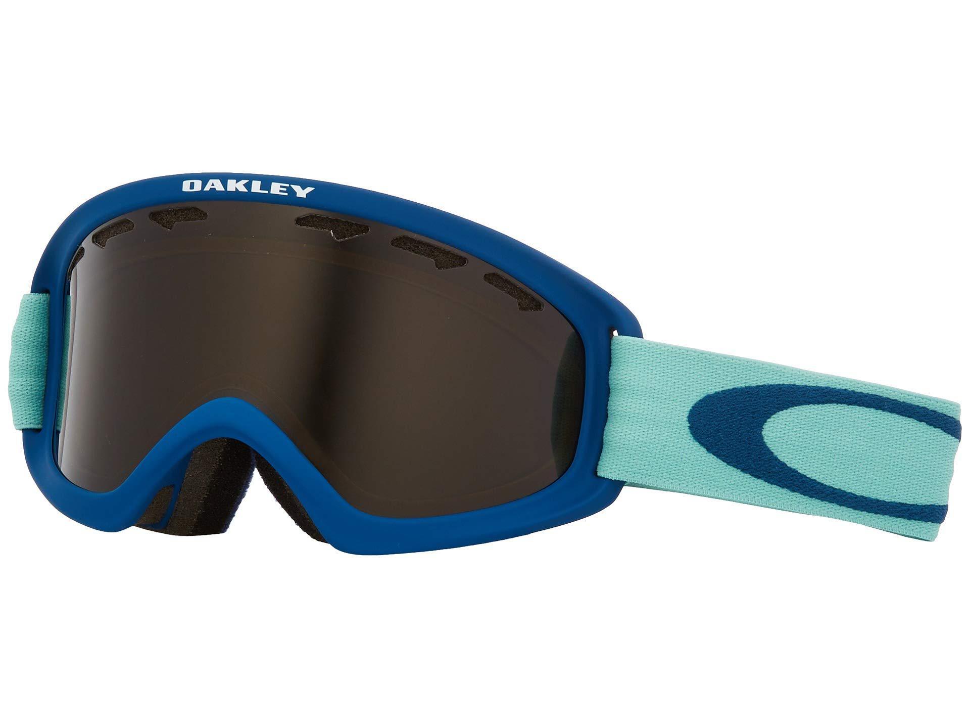 270f0c6fb318 Lyst - Oakley O-frame 2.0 Xs (youth) (poseidon Arctic Surf W  Dark ...