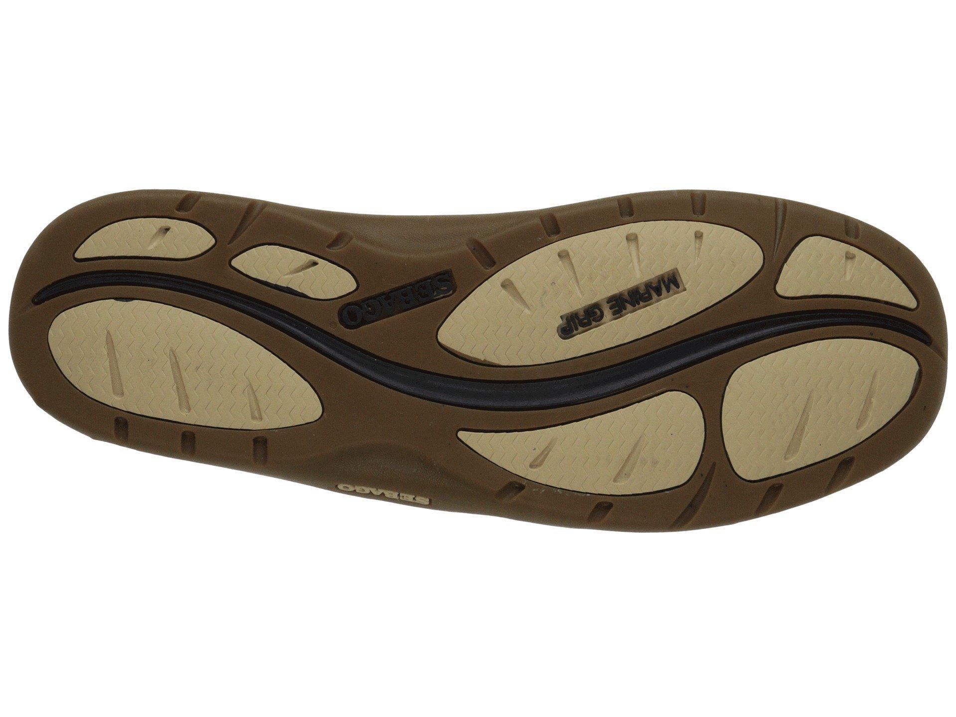 Sebago Clovehitch Slip On In Brown For Men Lyst