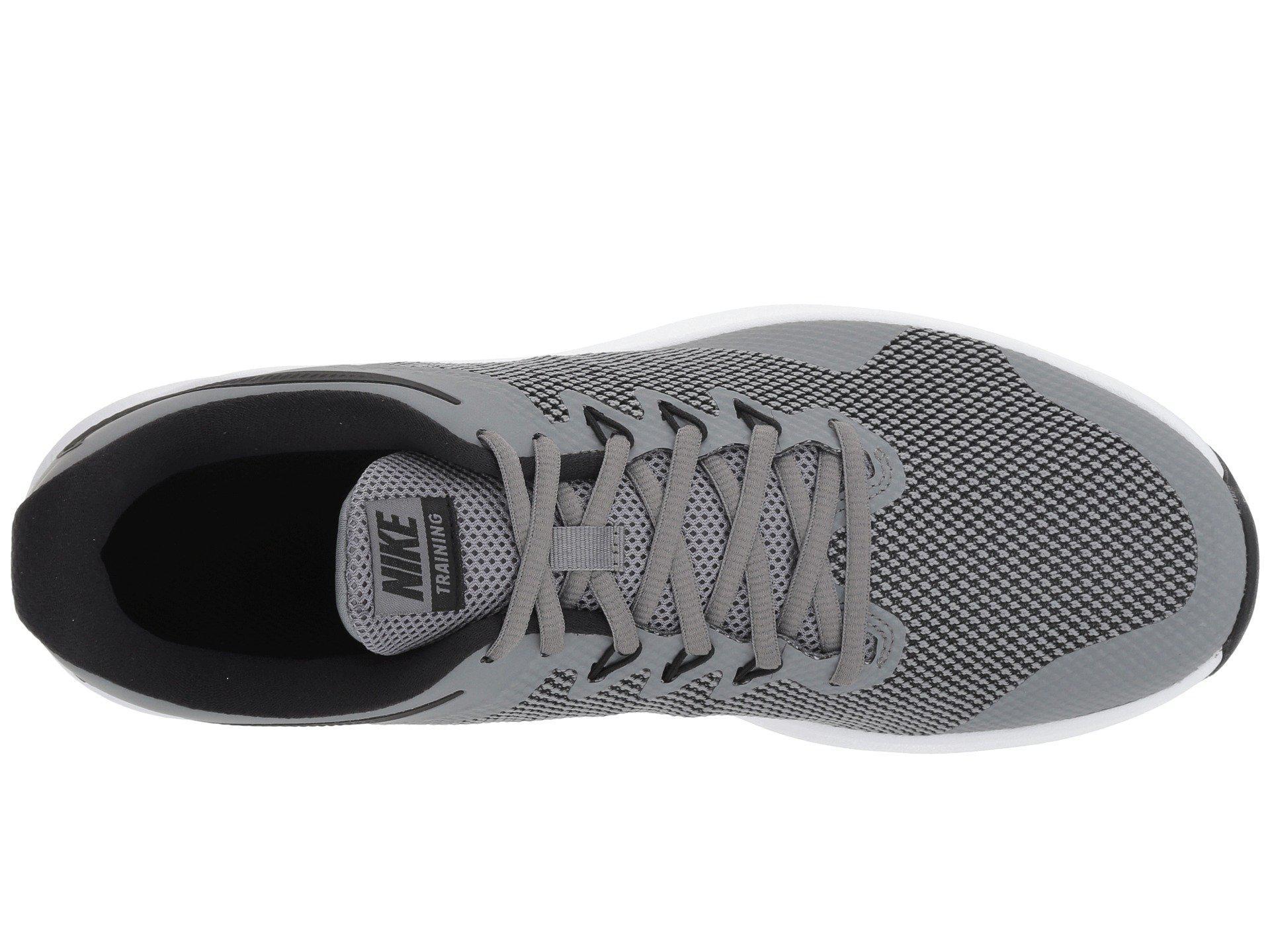 Nike - Gray Air Max Alpha Trainer (black white) Men s Cross Training Shoes.  View fullscreen 479e557de