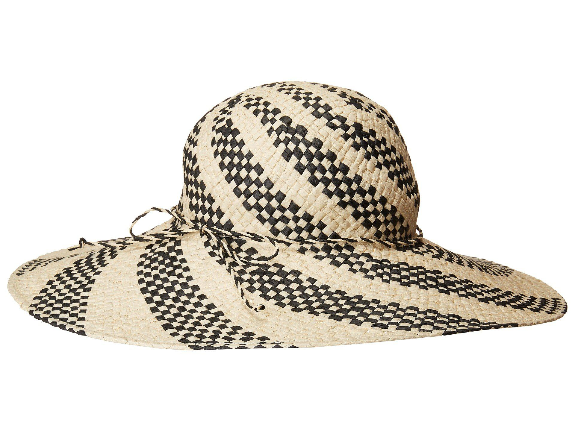 San Diego Hat Company - Multicolor Pbl3089os Spiral Woven Paper Sun Brim ( natural) Caps. View fullscreen d42adaab74d6