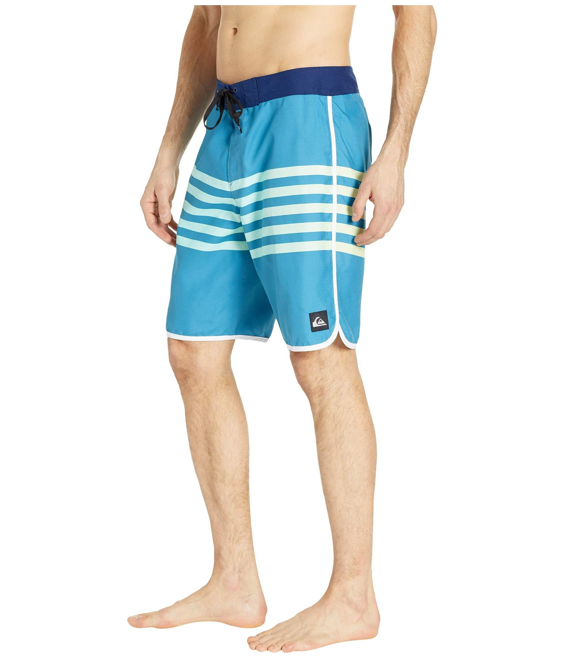 1325ceb646 Lyst - Quiksilver Everyday Grass Roots 20 Boardshorts (southern Ocean) Men's  Swimwear in Blue for Men