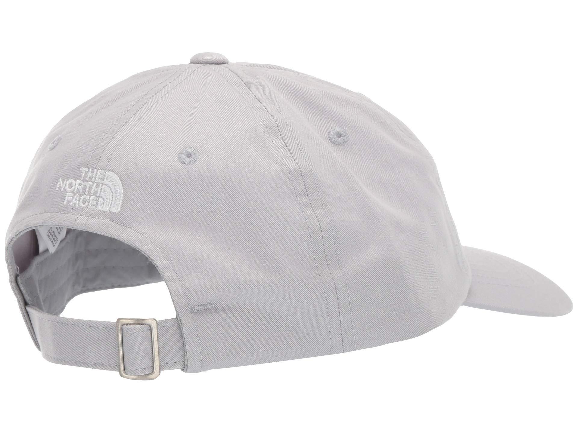 1b26c3aa5 Men's Gray The Norm Hat (tnf Black/tnf White Hatchet Embroidery) Baseball  Caps