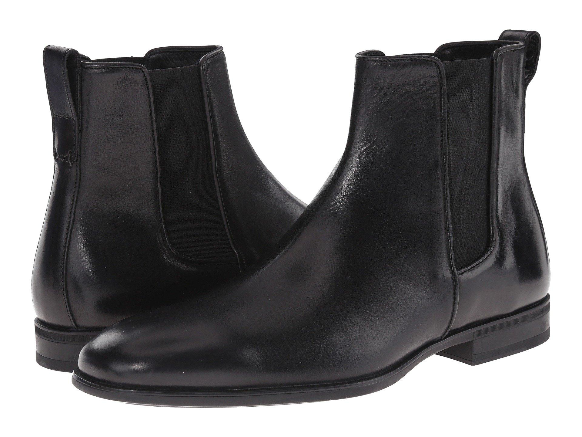 67afe9d95ab Lyst - Aquatalia Adrian (sand) Men s Pull-on Boots in Black for Men