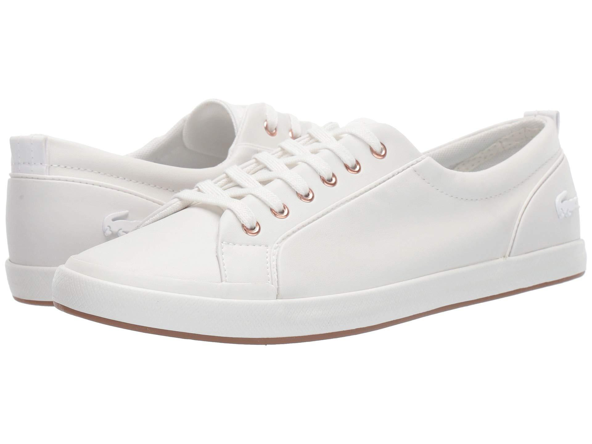 Lacoste Leather Lancelle Sneaker 319 2