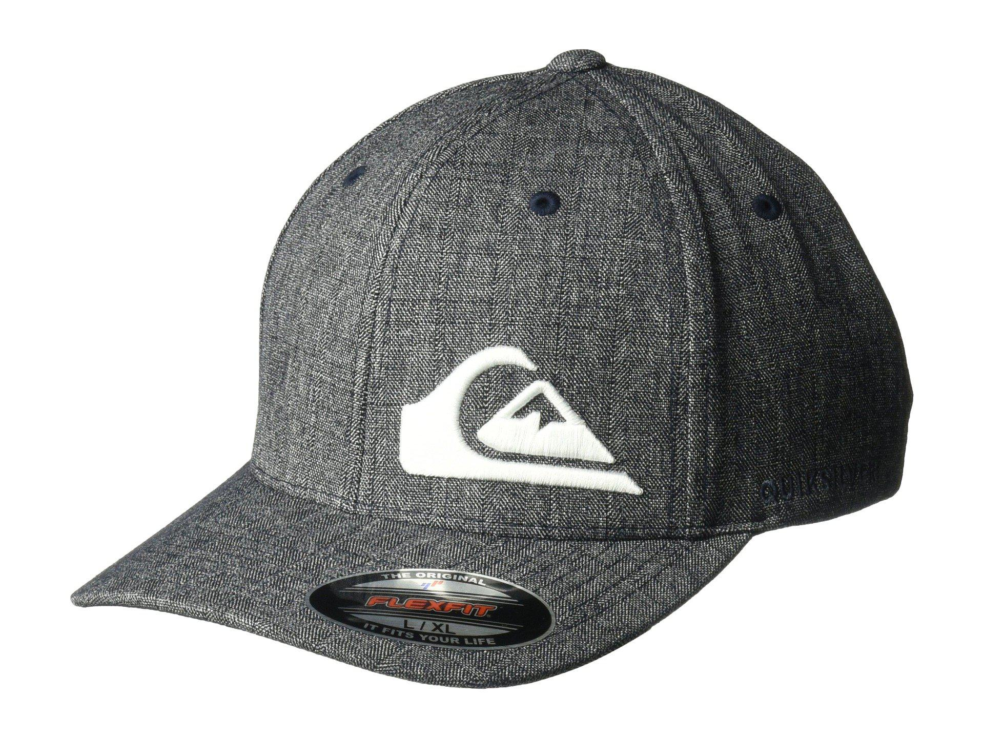 hot sale online ee471 a154a Quiksilver. Men s Final Hat (navy Blazer ...