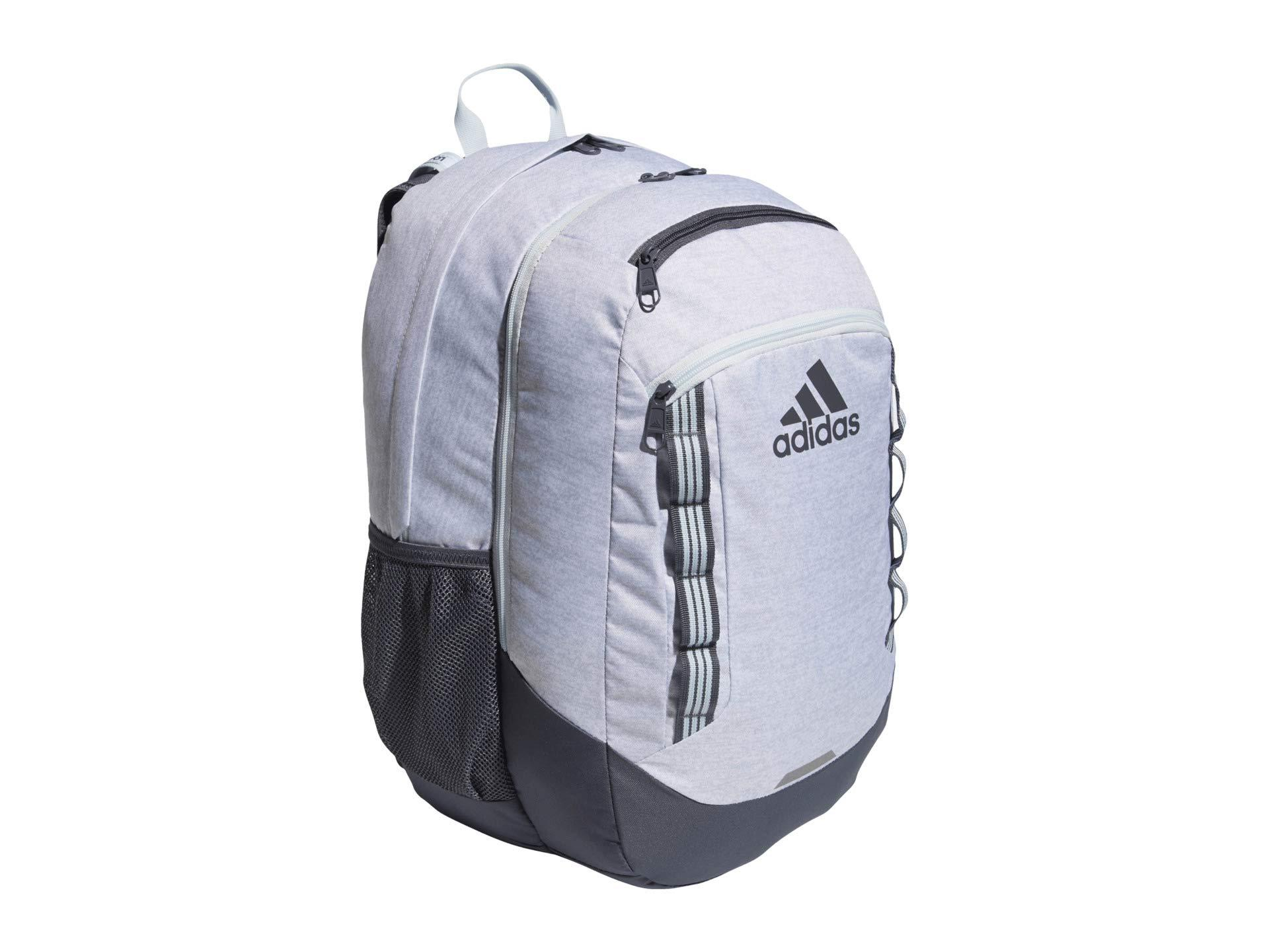 adidas Synthetic Excel V Backpack in White - Lyst