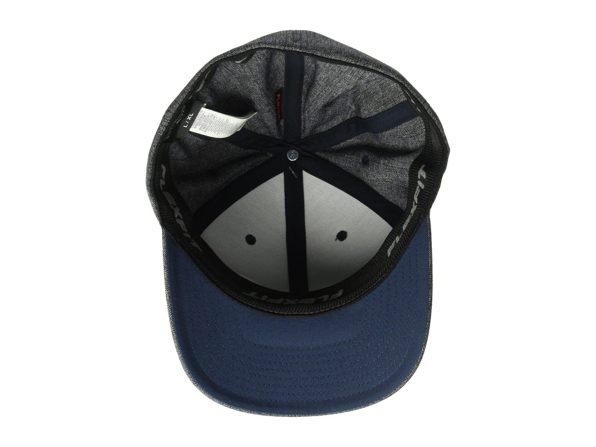 the latest b476e ecfdc Quiksilver - Multicolor Final Hat (navy Blazer Heather 2) Caps for Men -  Lyst. View fullscreen