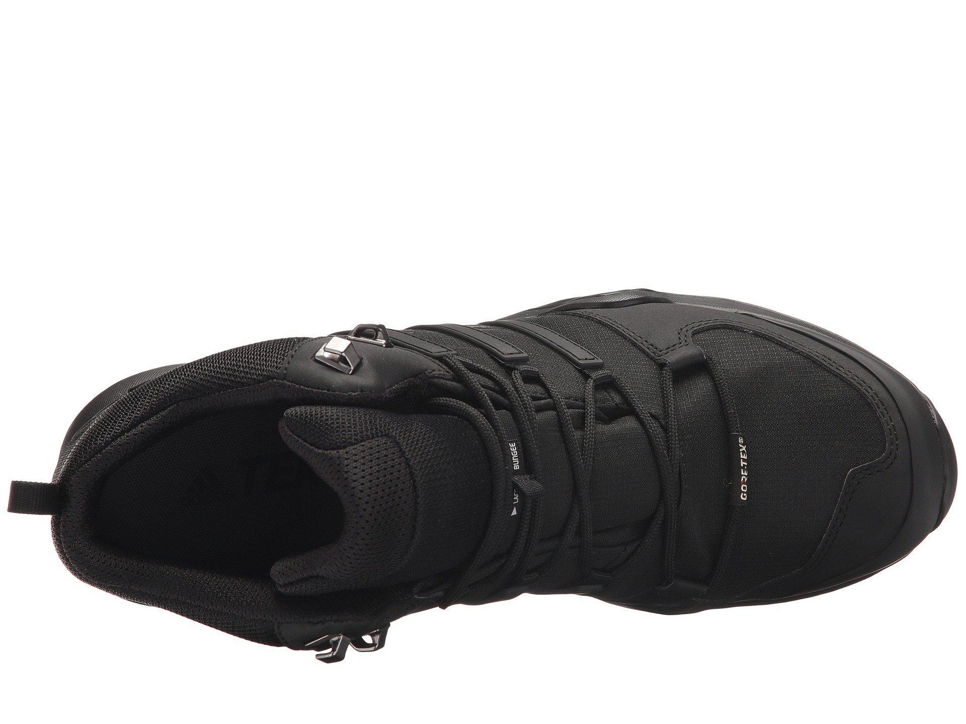 8529a1628 Adidas Originals - Terrex Swift R2 Mid Gtx(r) (black black . View fullscreen
