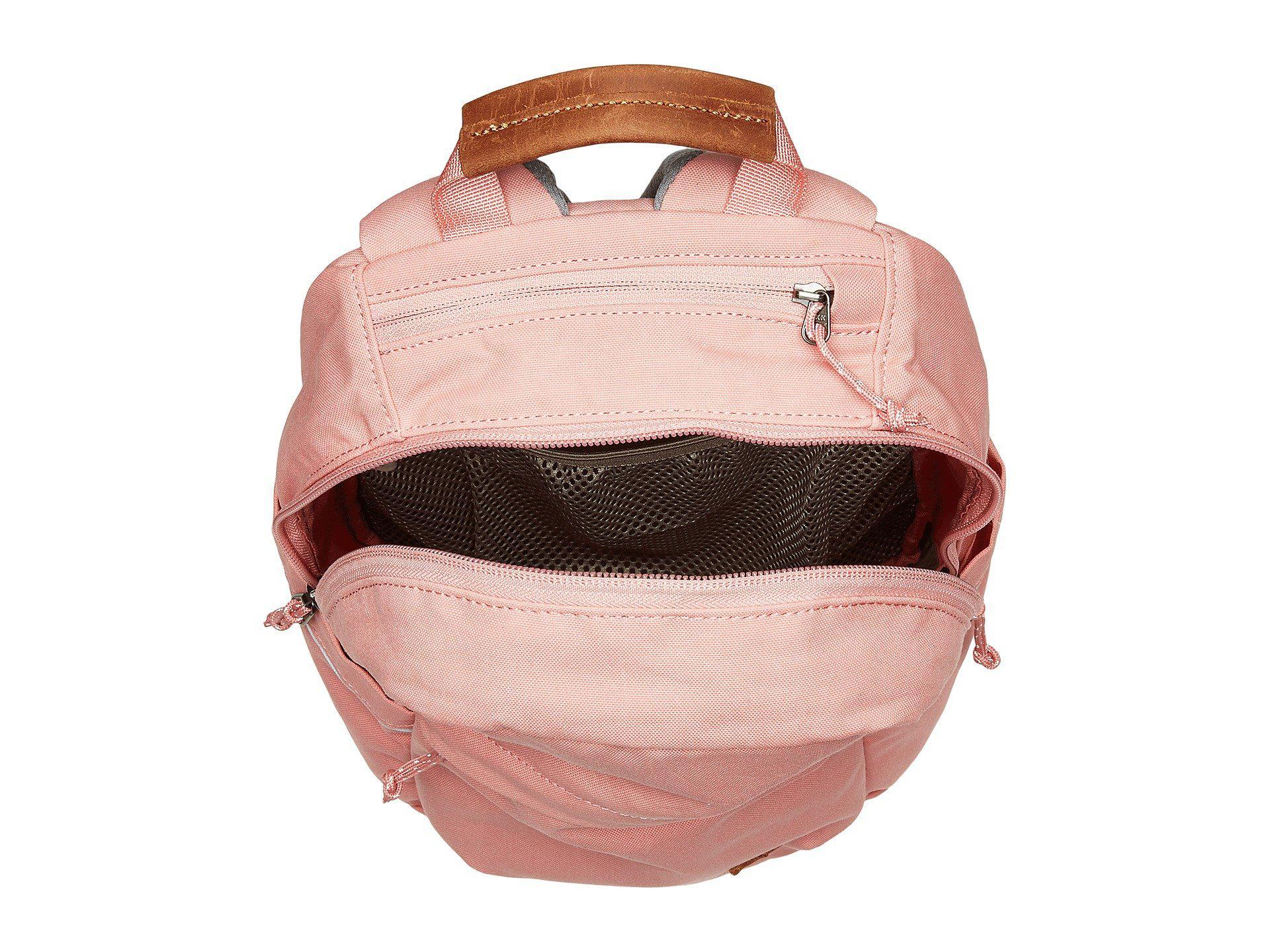 6d7d1f96f719 Lyst - Fjallraven Raven Mini Backpack in Pink for Men