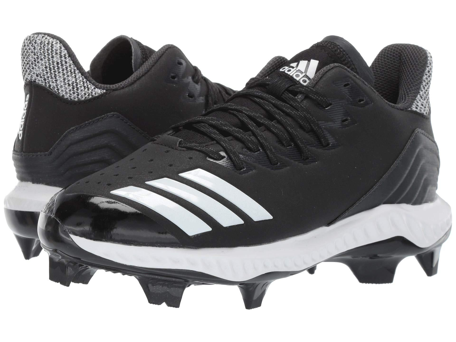 ae5346104d2cc Adidas - Icon Bounce Tpu (core Black footwear White carbon) Women s Cleated.  View fullscreen