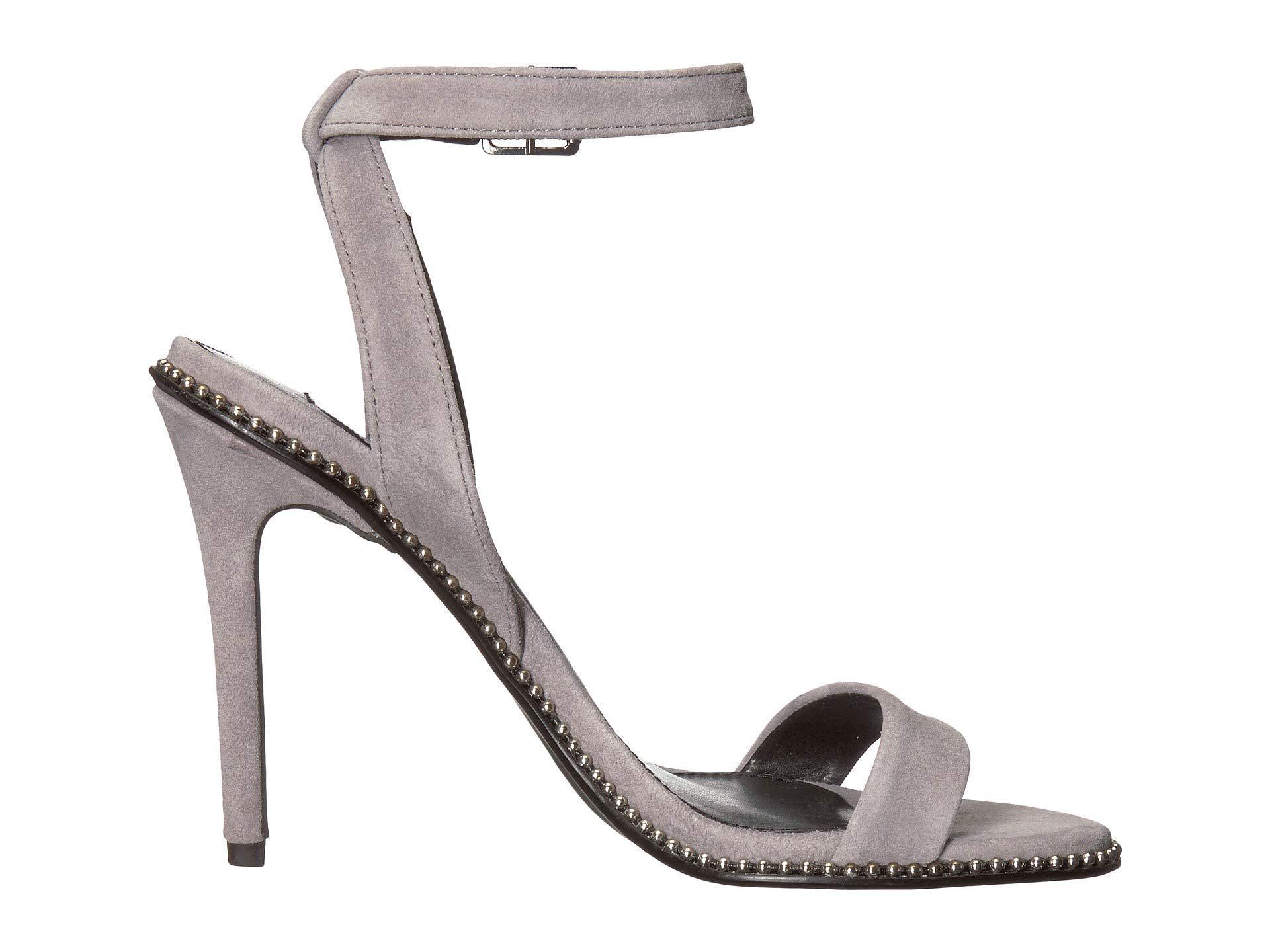 steve madden sylvie suede dress sandals