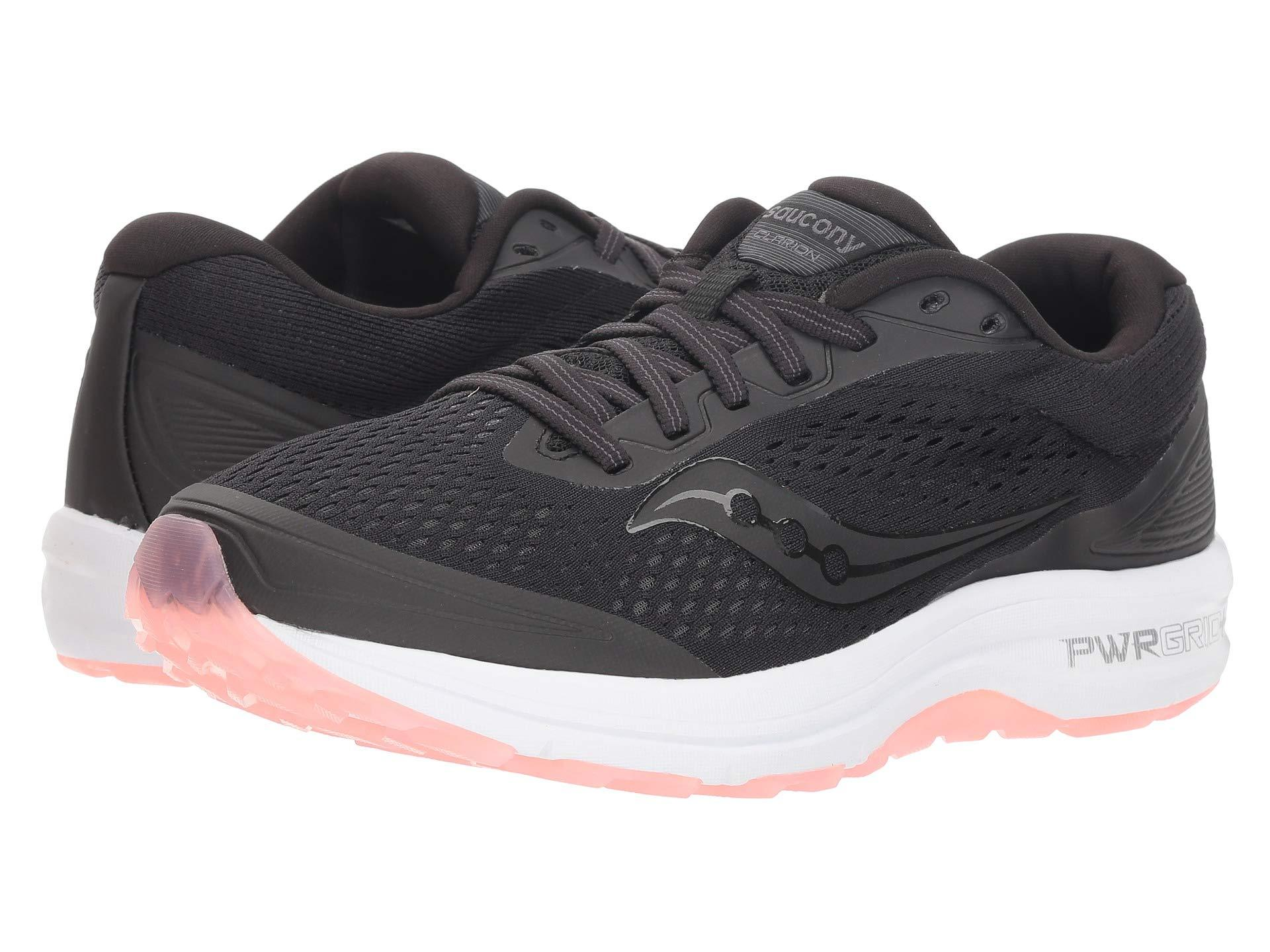 Saucony Clarion in Purple Lyst