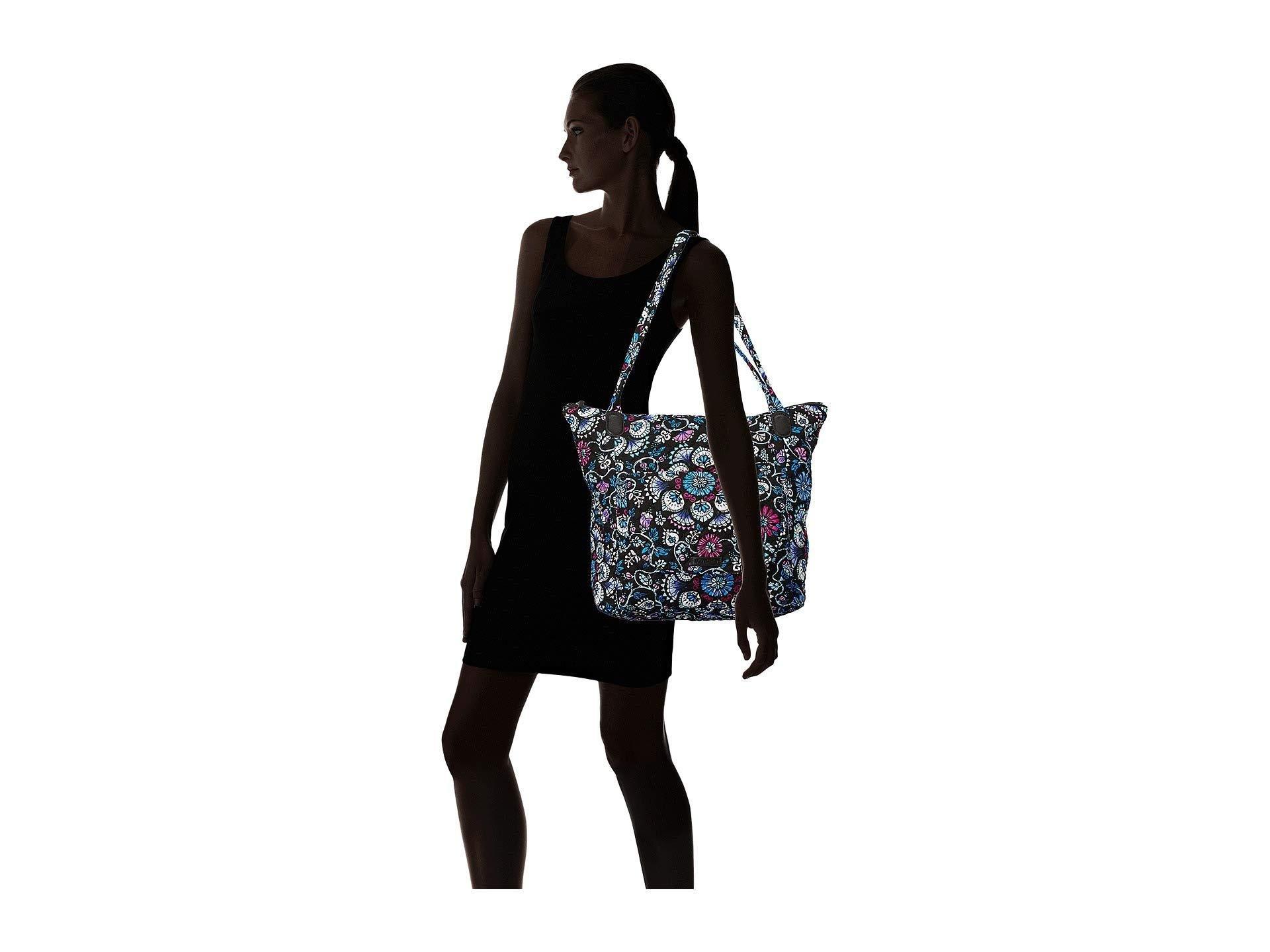 3b7f15a223e0 Vera Bradley - Blue Carson North south Tote (bramble) Tote Handbags - Lyst.  View fullscreen