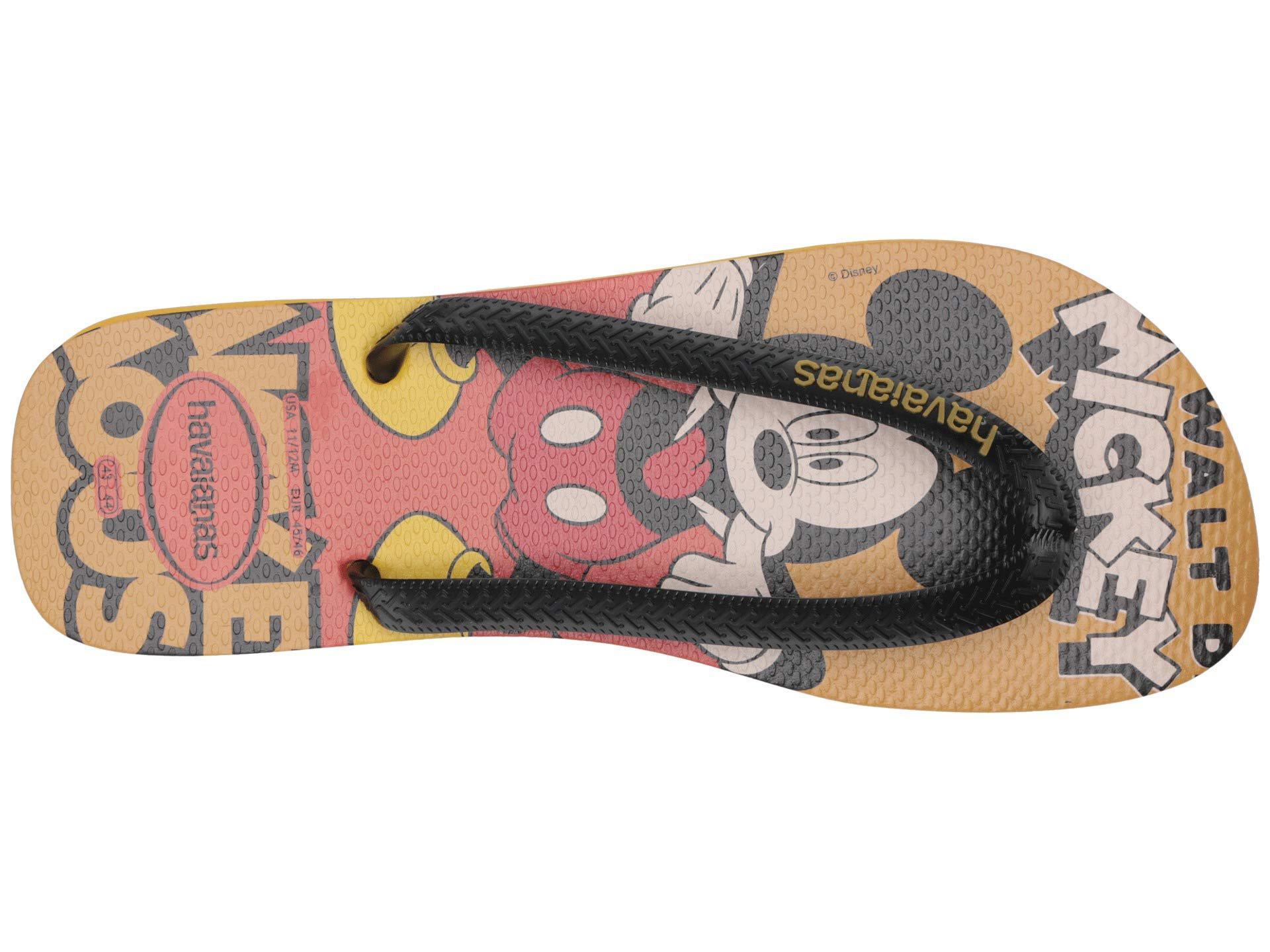 844cf6740a74 Havaianas - Multicolor Disney Stylish Flip Flops (mustard) Men s Sandals  for Men - Lyst. View fullscreen