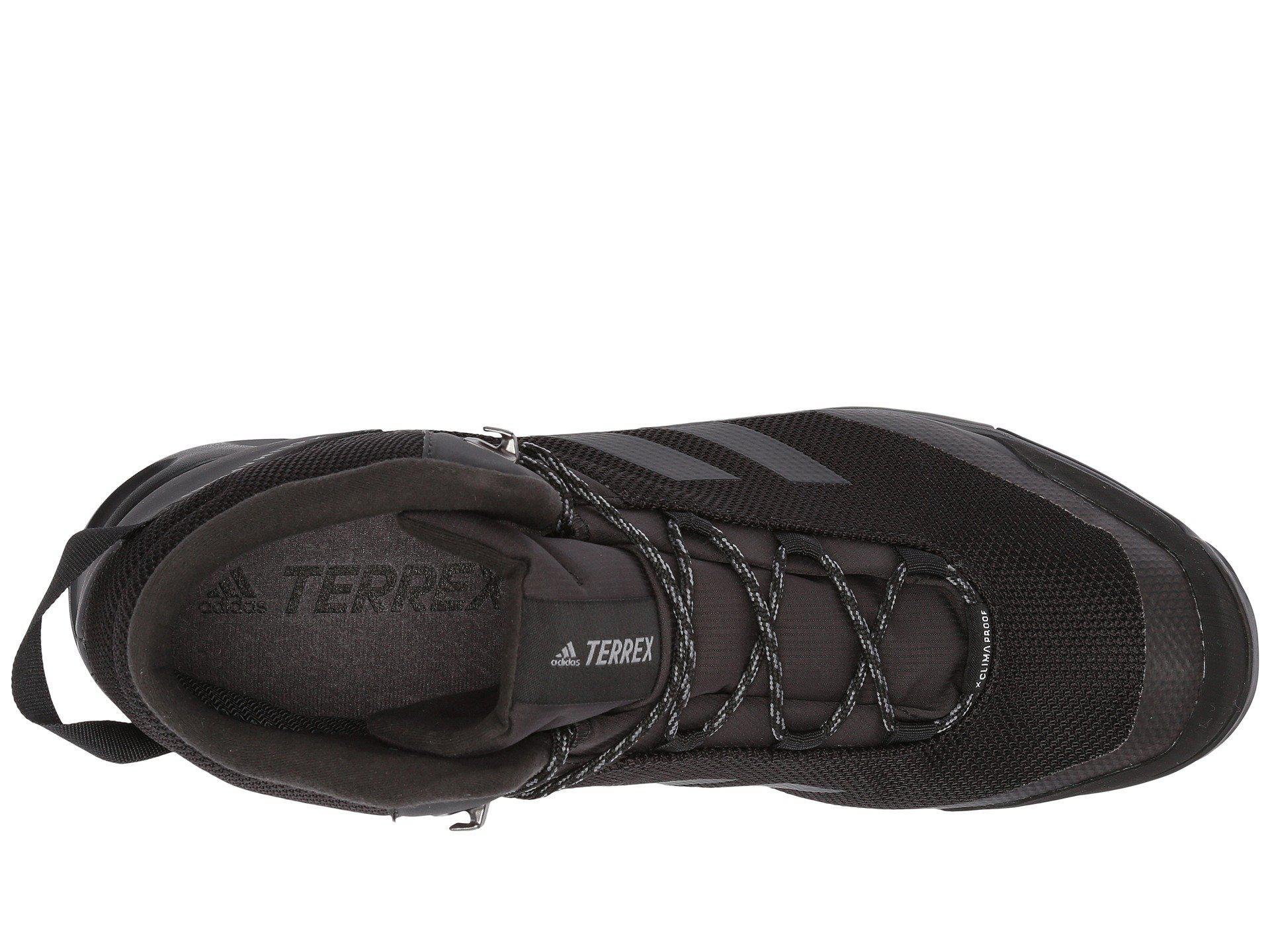 0db9250b3a3e Adidas Originals - Terrex Tivid Mid Cp (black black grey Four) Men s. View  fullscreen