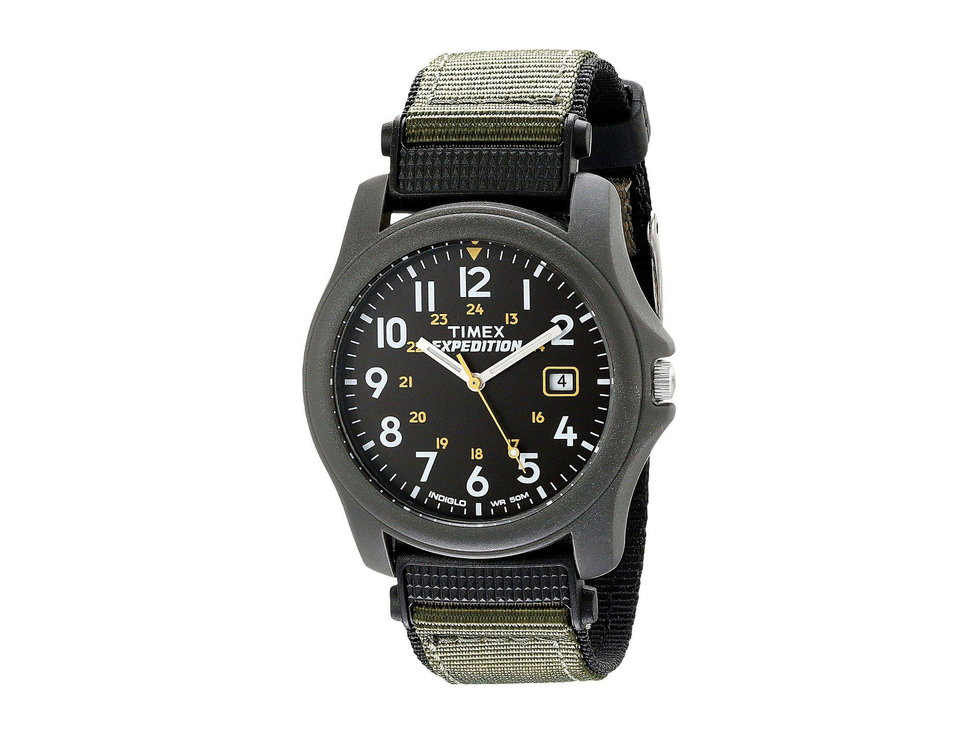 Lyst Timex Camper Expedition 174 Classic Analog Watch In