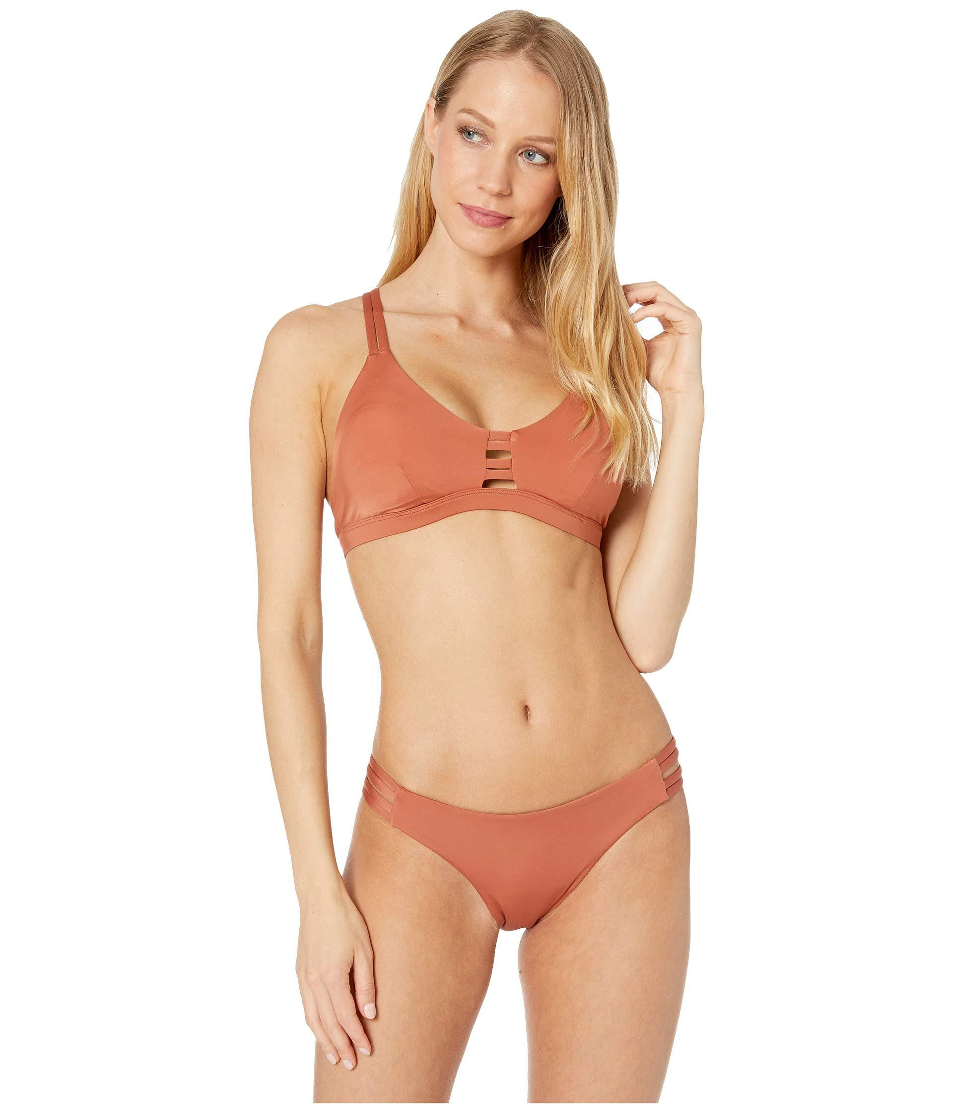 a718eb59680 Hurley - Brown Quick Dry Max Surf Bottoms (celestial Teal) Women's Swimwear  - Lyst. View fullscreen