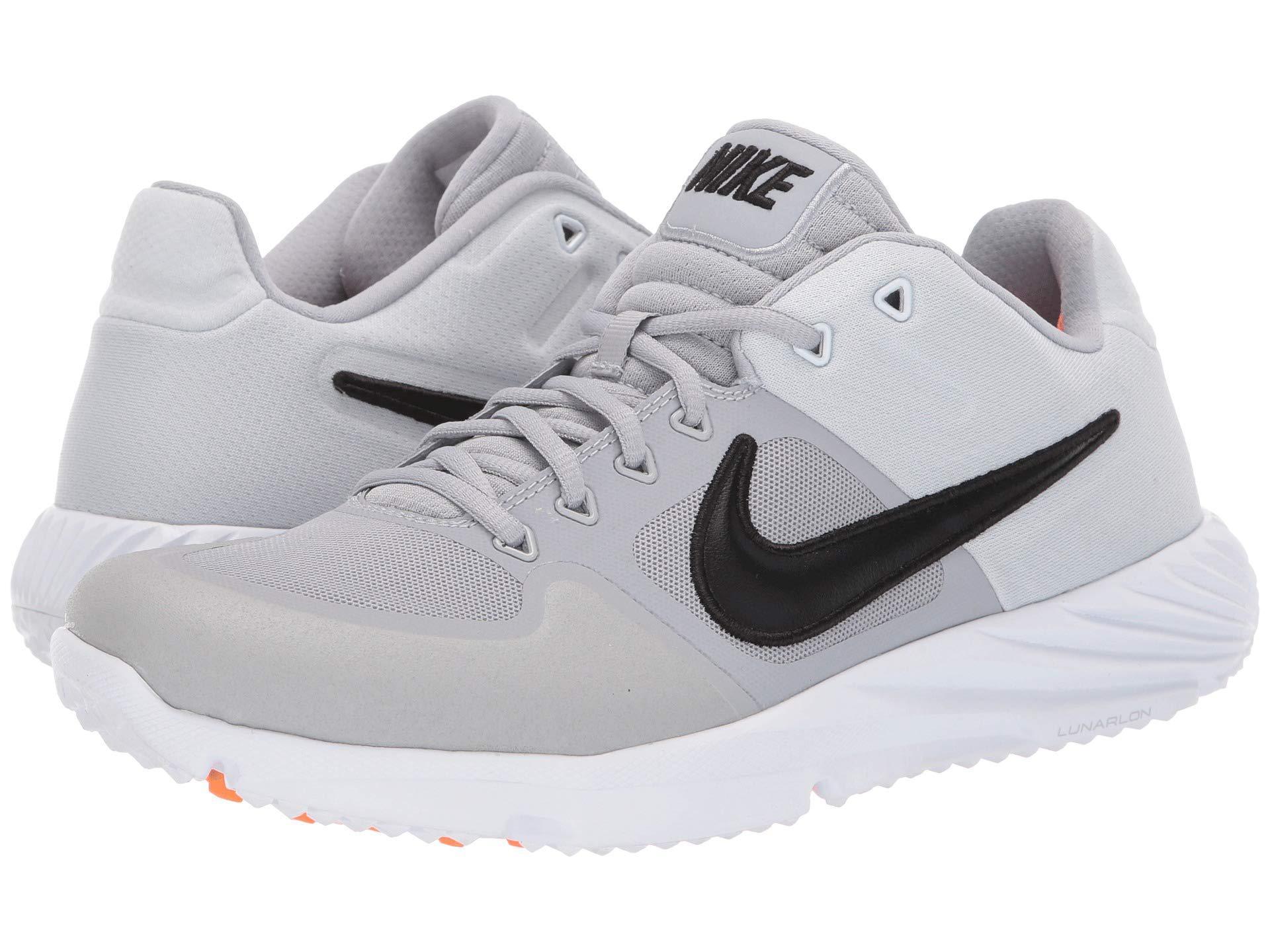 3c437b9829e7 Lyst - Nike Alpha Huarache Elite 2 Turf (game Royal white gym Blue ...