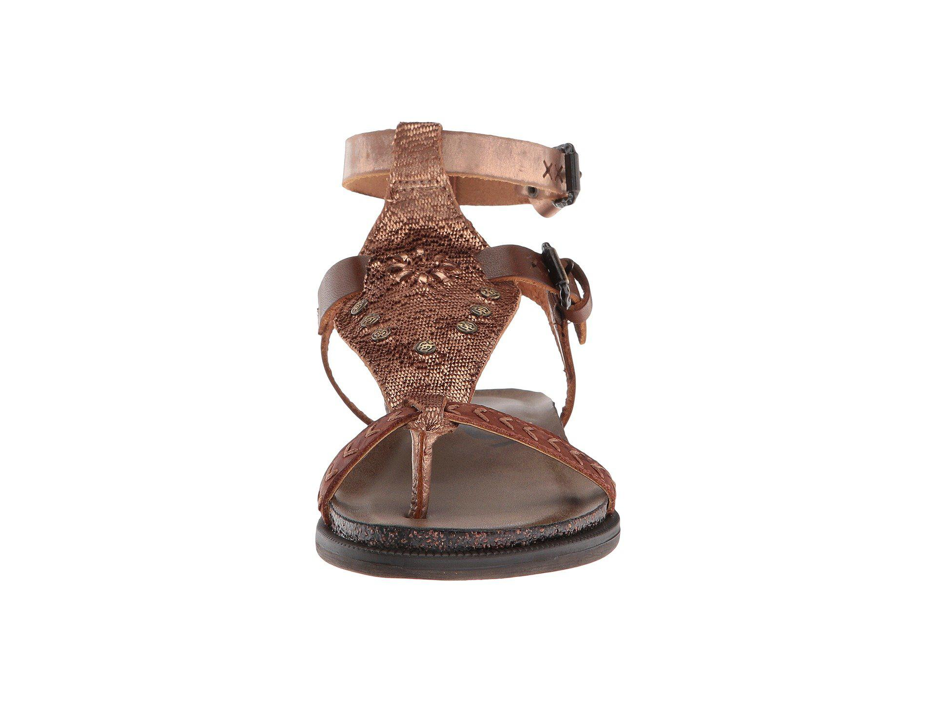 a025fd99e Lyst - Otbt Stargaze (khaki) Women s Sandals in Brown