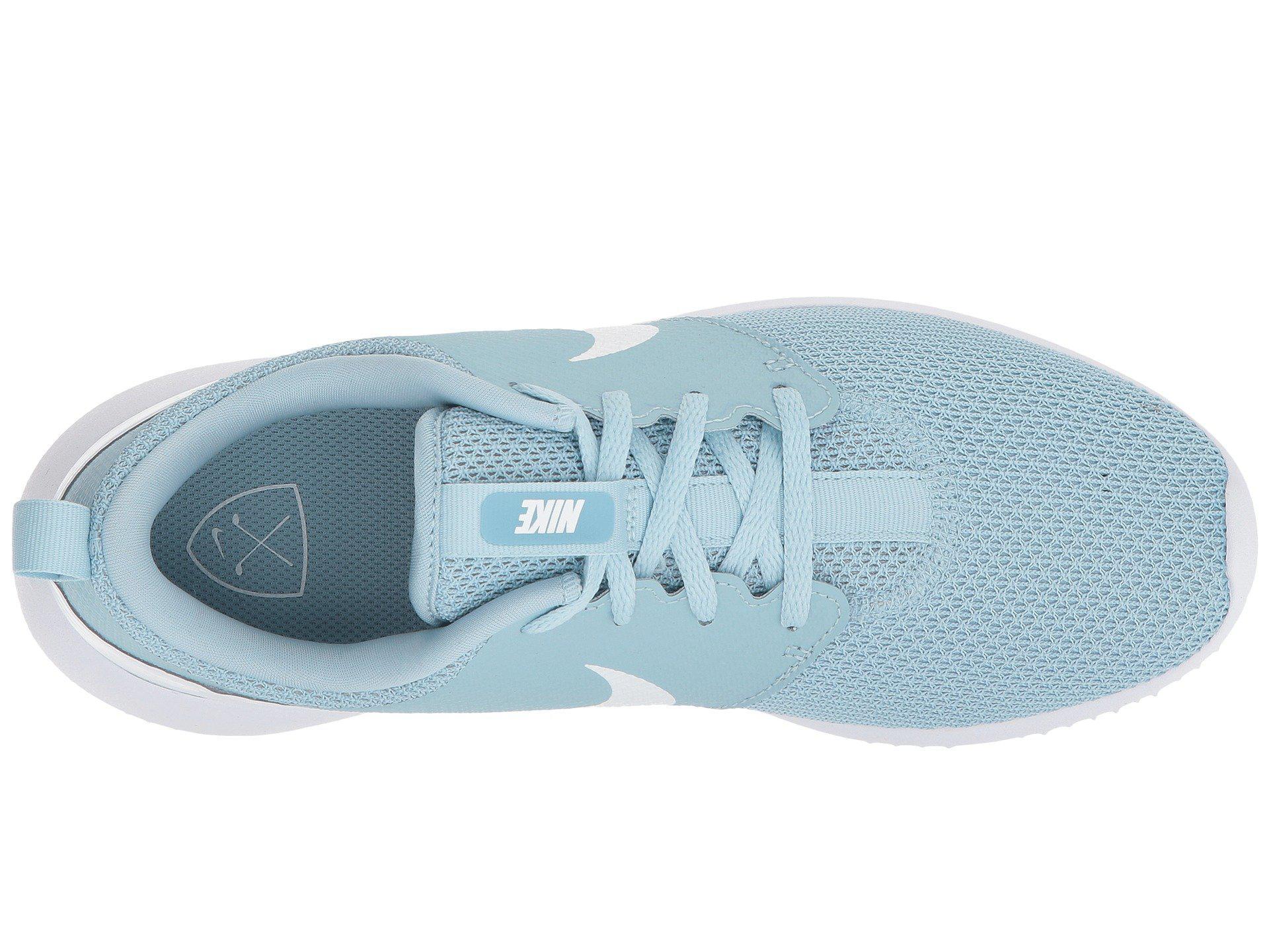 52baf8d1228a3 Nike - Blue Roshe G (black white) Women s Golf Shoes - Lyst. View fullscreen