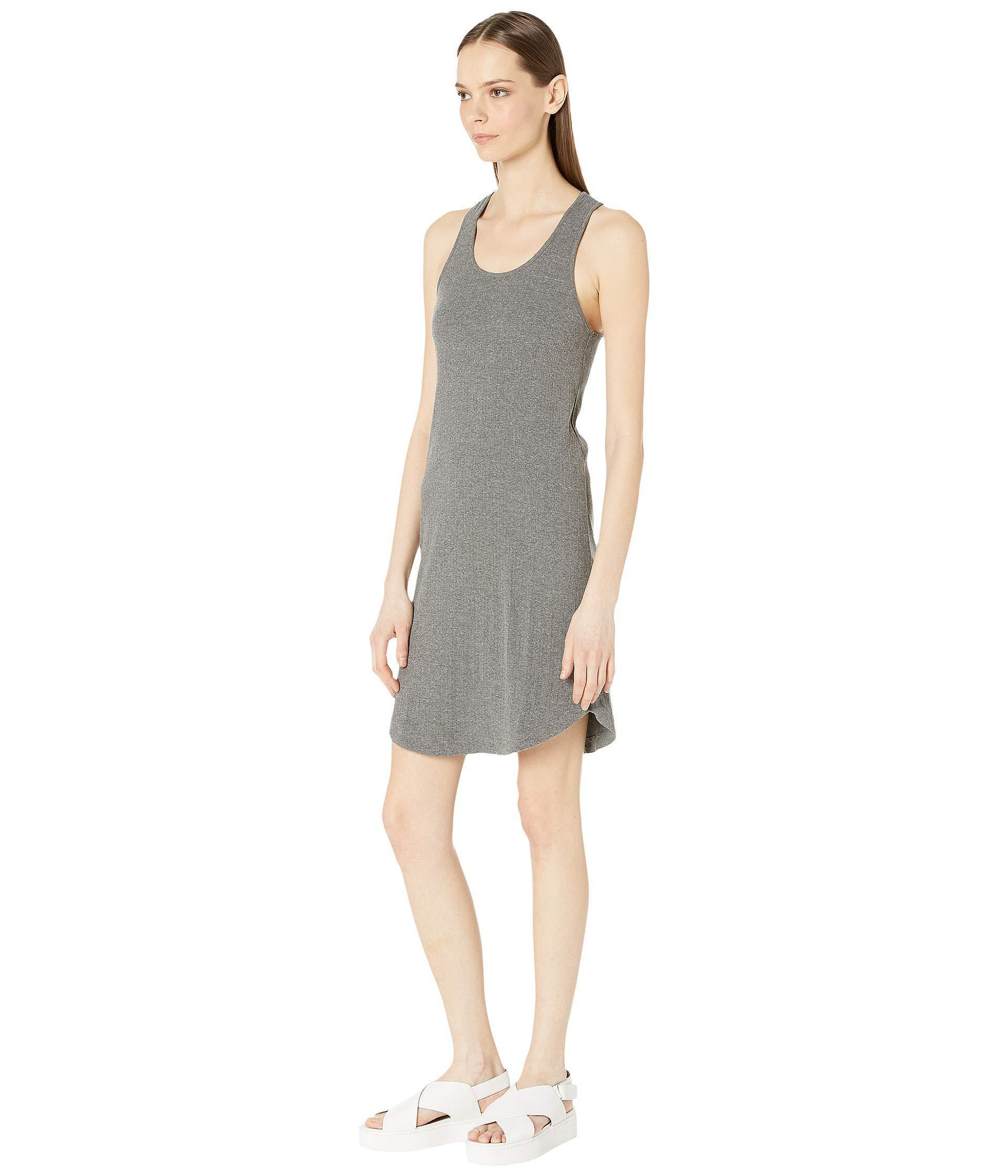 986b5d6176da0 Lyst - Skin Danya Chemise With Shelf Bra (medium Heather Grey) Women s  Pajama in Gray