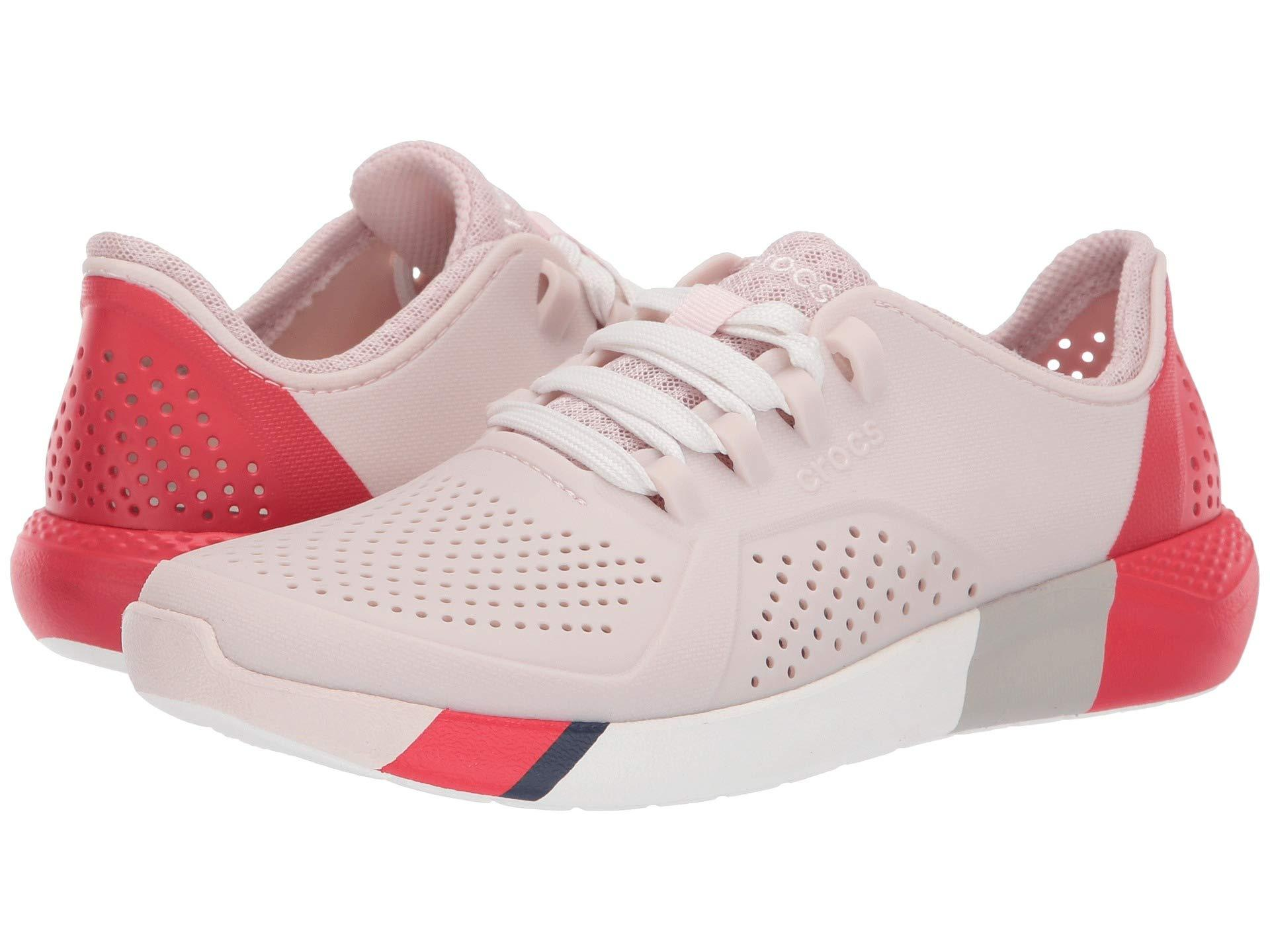 Literide Color Block Pacer (barely Pink