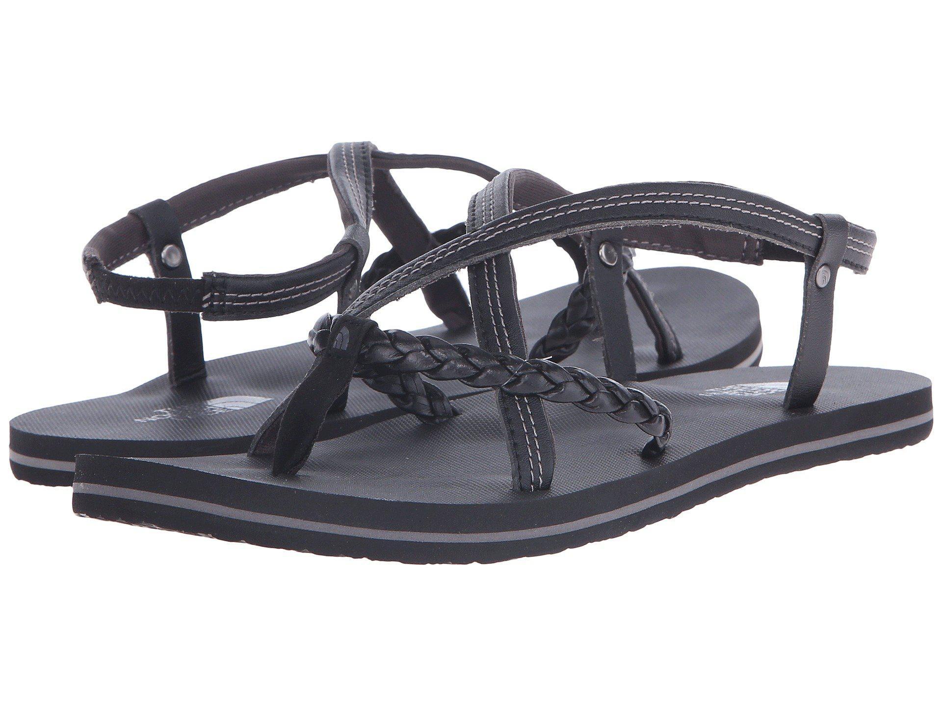 cab33d83a Base Camp Plus Gladi (tnf Black/dark Gull Gray (prior Season)) Women's  Sandals