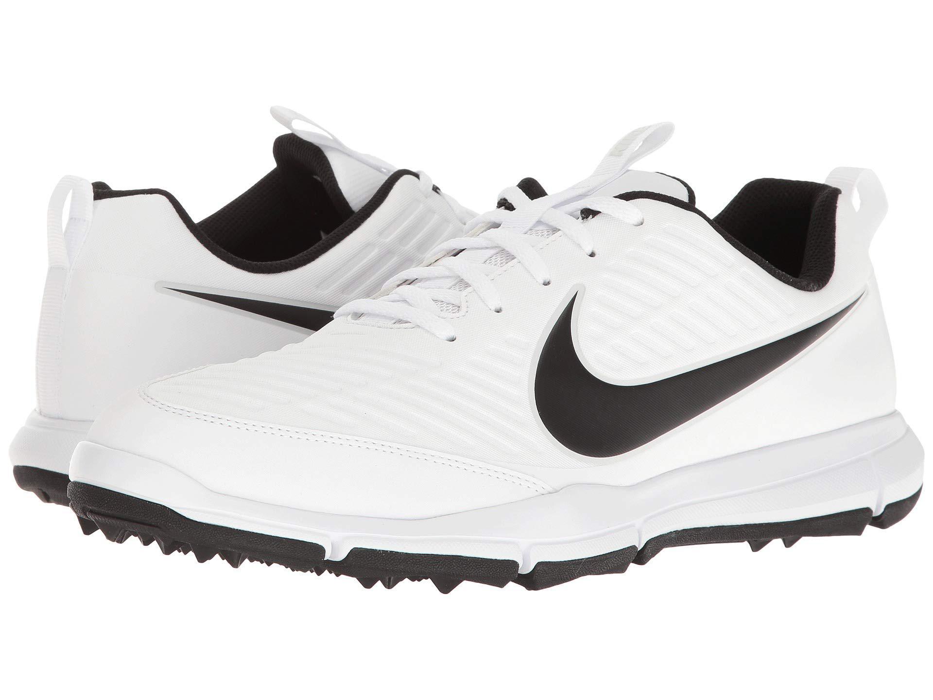 timeless design d201f 17e35 Nike Explorer 2 Golf Shoe in White for Men - Save 20% - Lyst