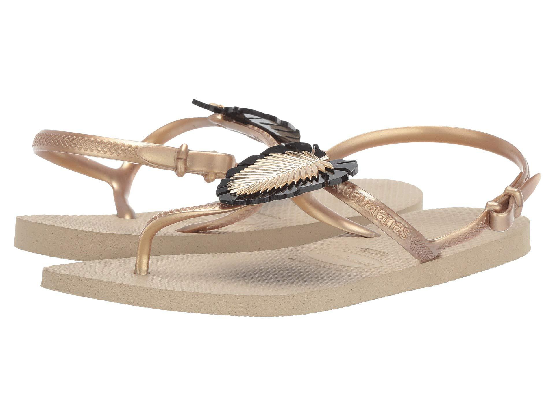 Havaianas Freedom Metal Pin Sandal - Lyst