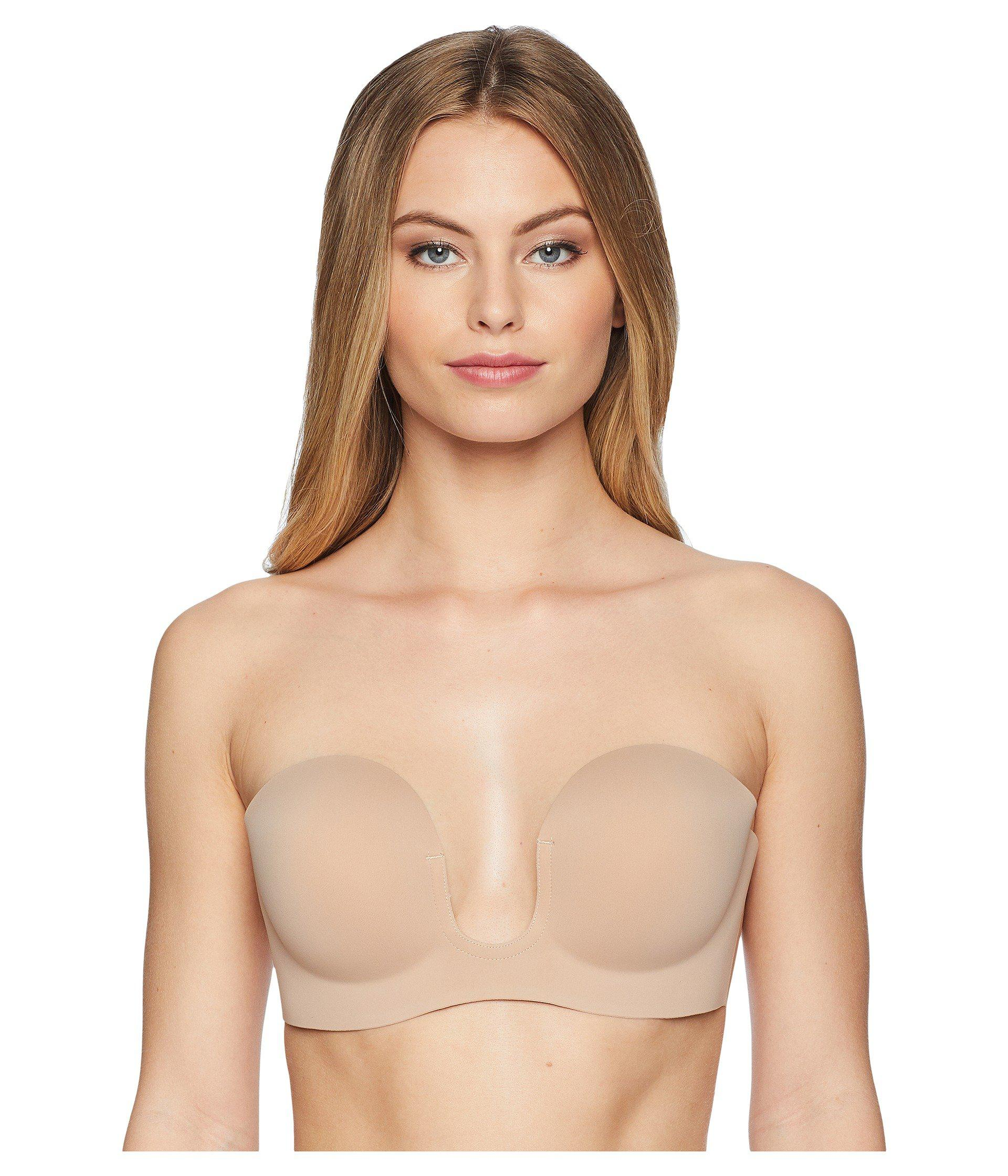 39ac73e735f977 Fashion Forms. Natural Voluptuous U Plunge Backless Strapless Bra (nude) ...