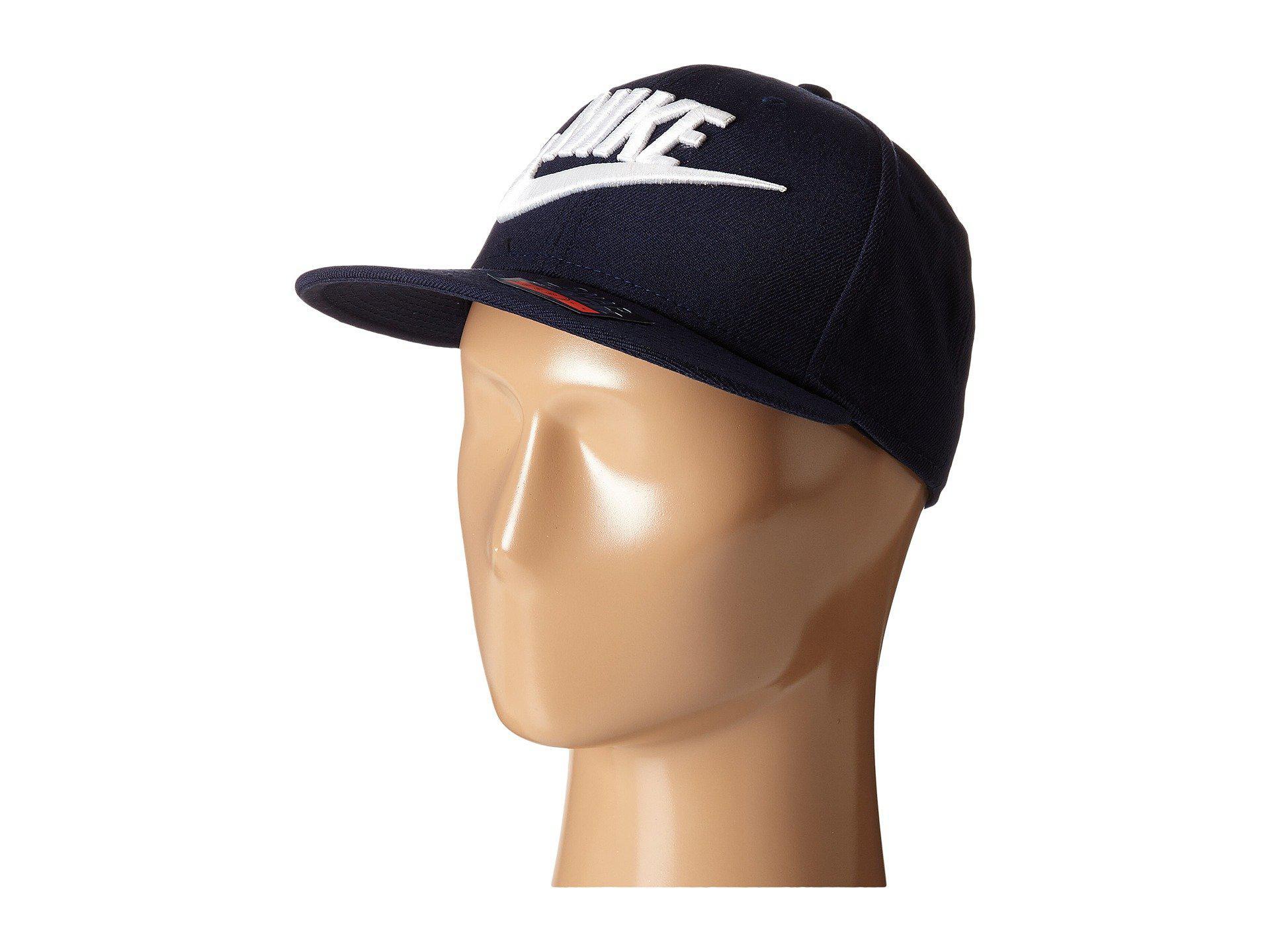 9bbf258c6 Nike Limitless True Cap in Blue for Men - Lyst