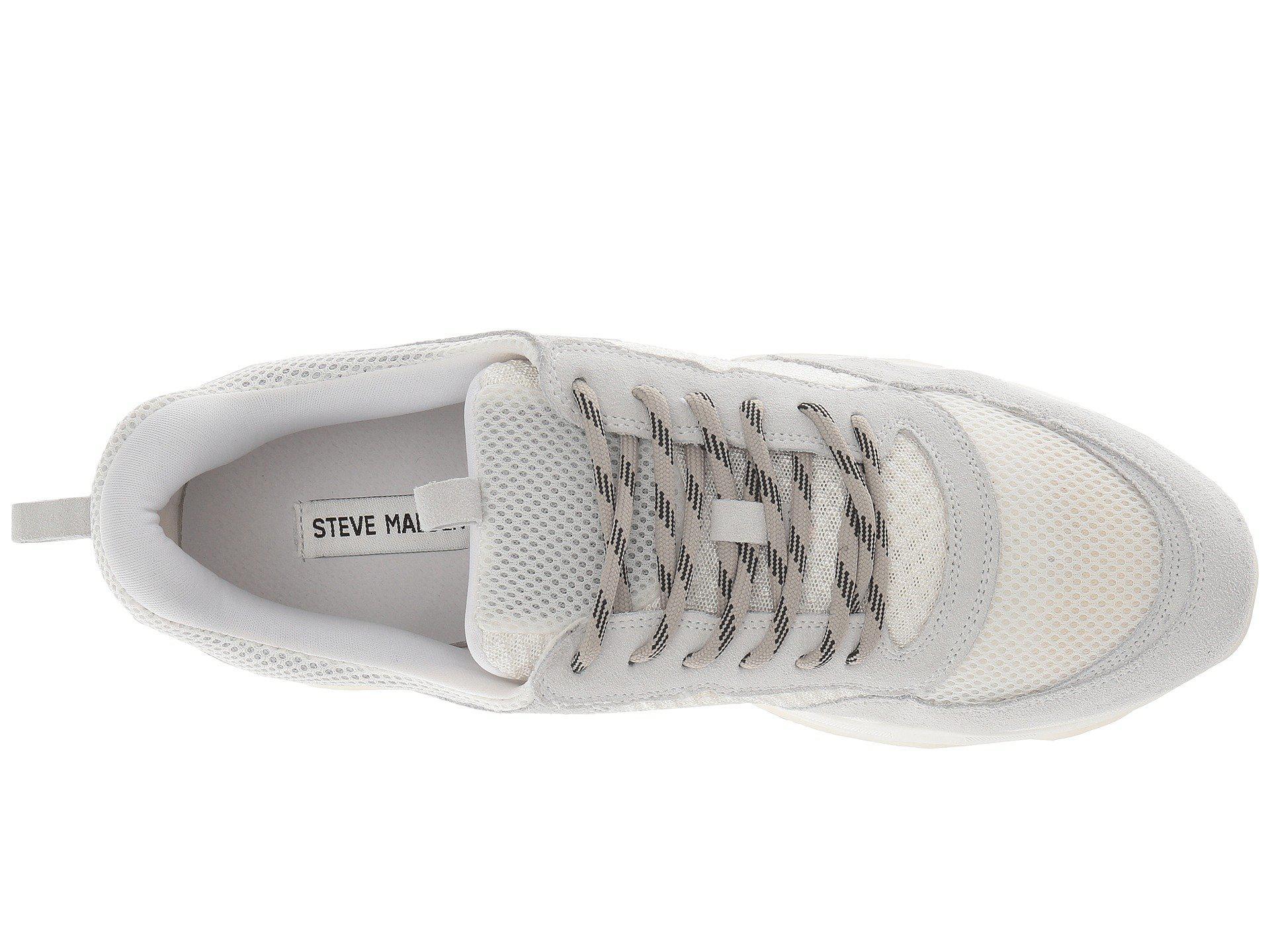 758049987aa Steve Madden Russell (white) Shoes for men