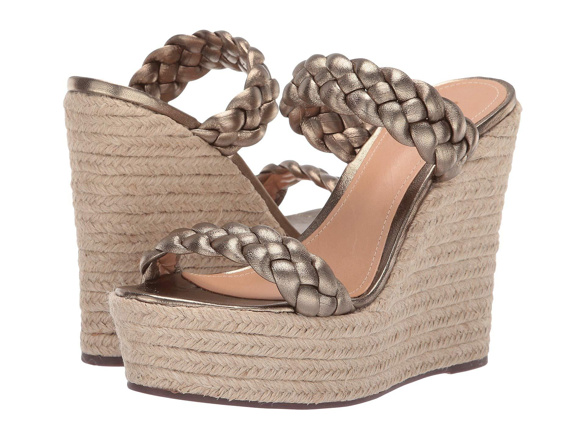 c68ed8c2c06 Lyst - Schutz Dyandre (honey Beige) Women s Sandals