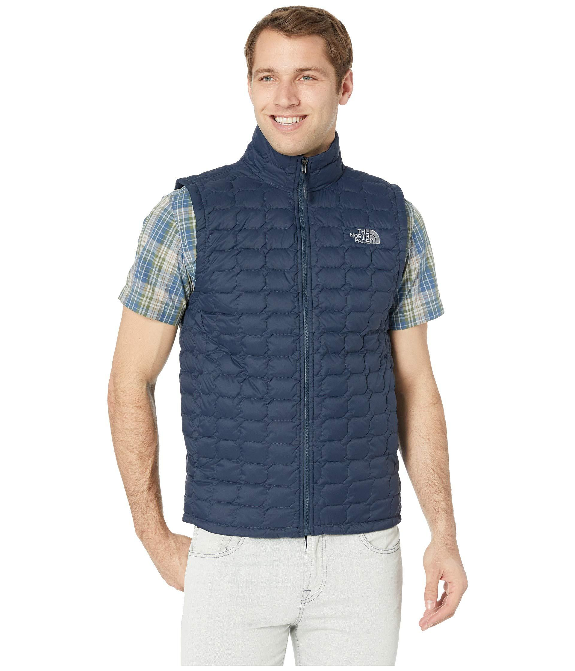 0d9edffb1 Lyst - The North Face Thermoball Vest (peyote Beige Woodchip Camo ...
