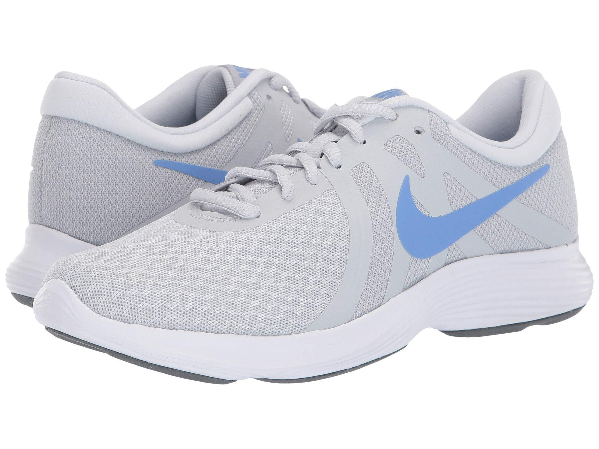 ba4a45845c4b Nike - Metallic Revolution 4 (black sapphire anthracite white) Women s  Running. View fullscreen