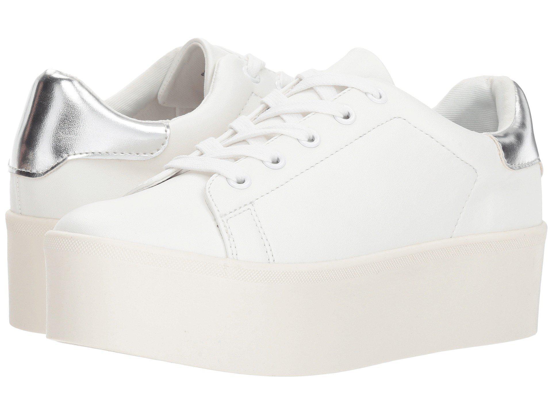 ce66b20018c Lyst - Steve Madden Palmer in White