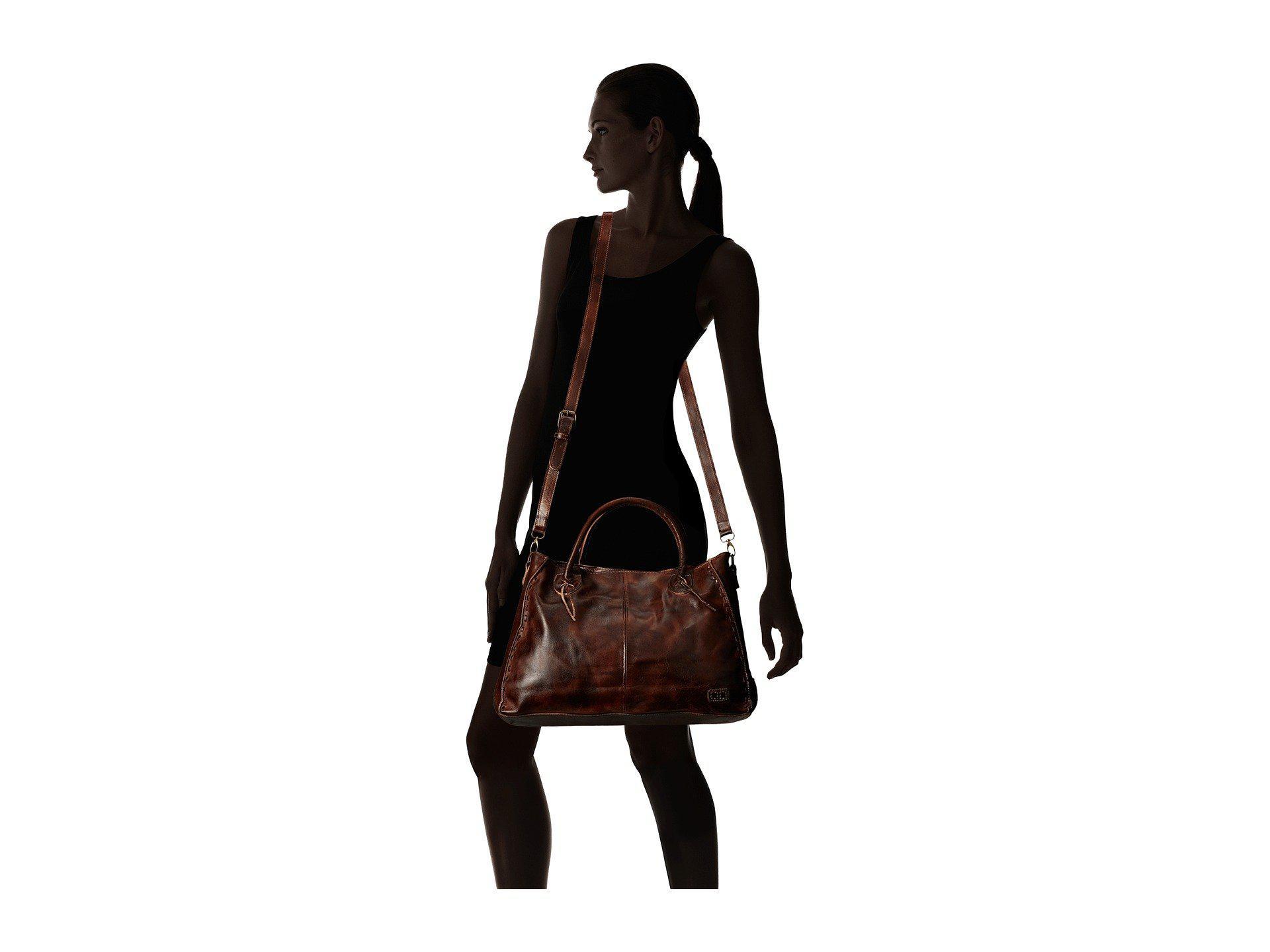 0bf7a310f949 Bed Stu - Brown Rockaway (tan Rustic) Handbags - Lyst. View fullscreen